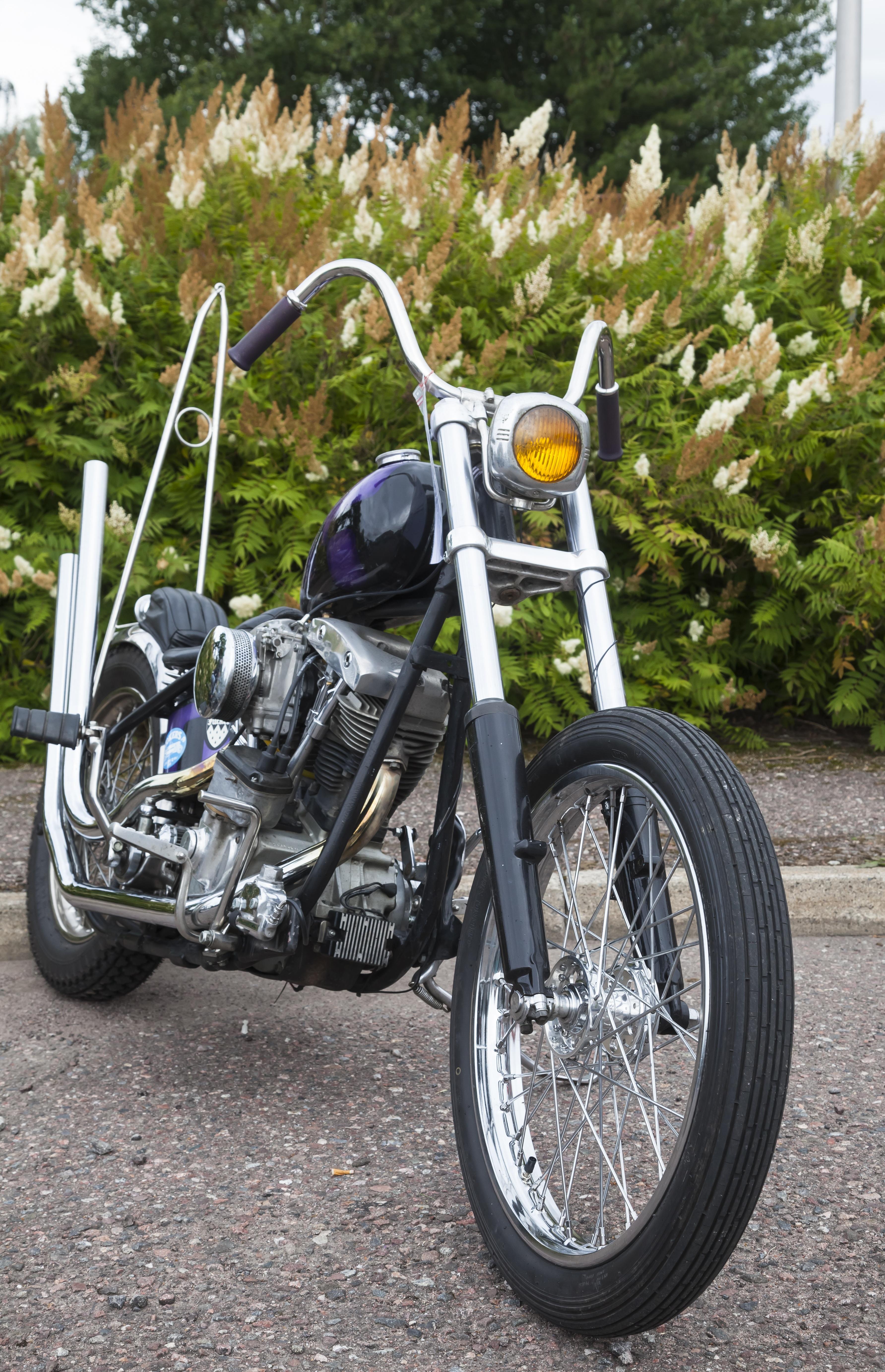Gambar Mobil Roda Cincin Kursi Sepeda Motor Mesin Setang