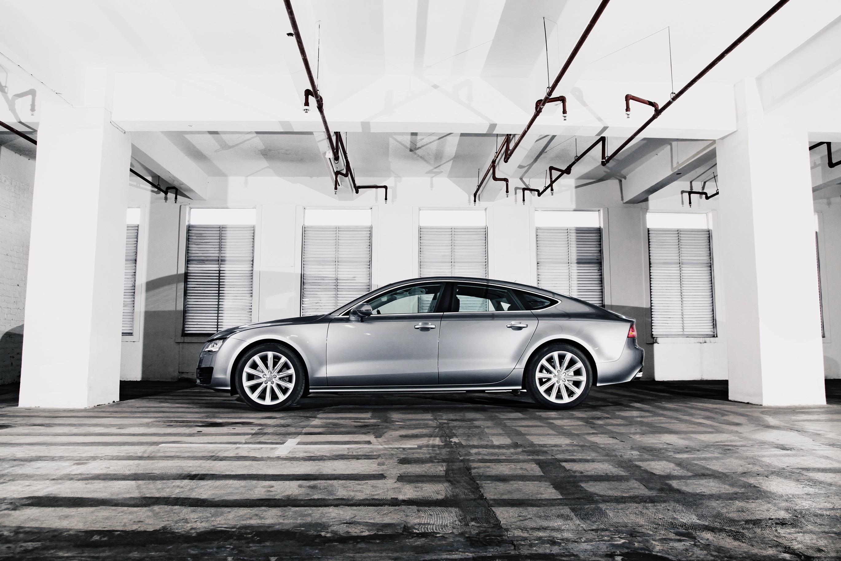 Free Images Wheel Underground Transport Monochrome Modern - Audi car lot