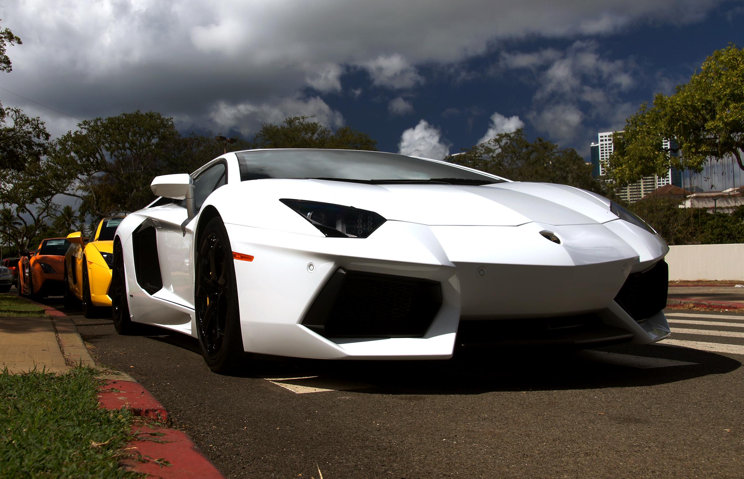 Italian Sports Cars Of The