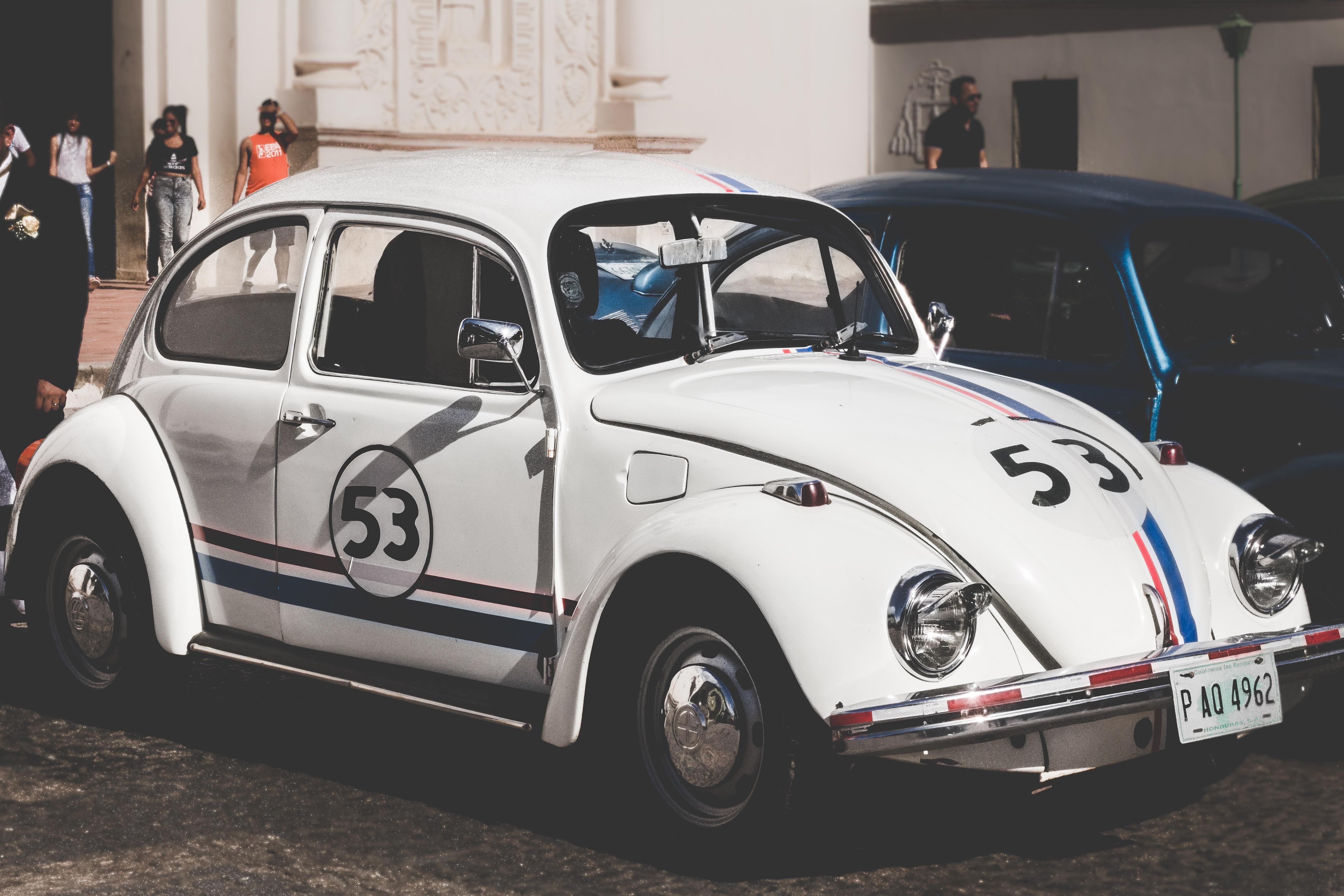 Free Images Wheel Volkswagen Bug Herbie 53 Antique Car City Car Land Vehicle Volkswagen Beetle Automobile Make Compact Car Automotive Design Mid Size Car Subcompact Car 5184x3456 73375 Free Stock Photos Pxhere