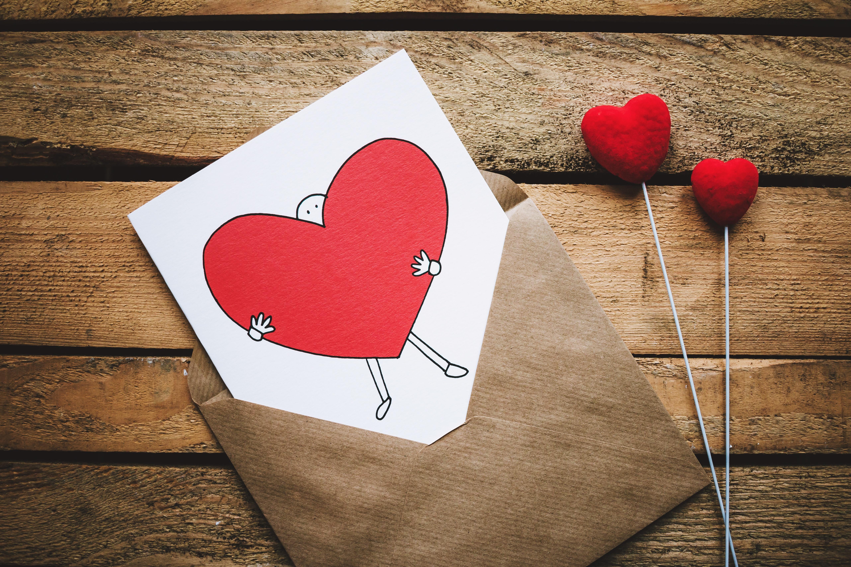 Письмо открытка любимой, открытки
