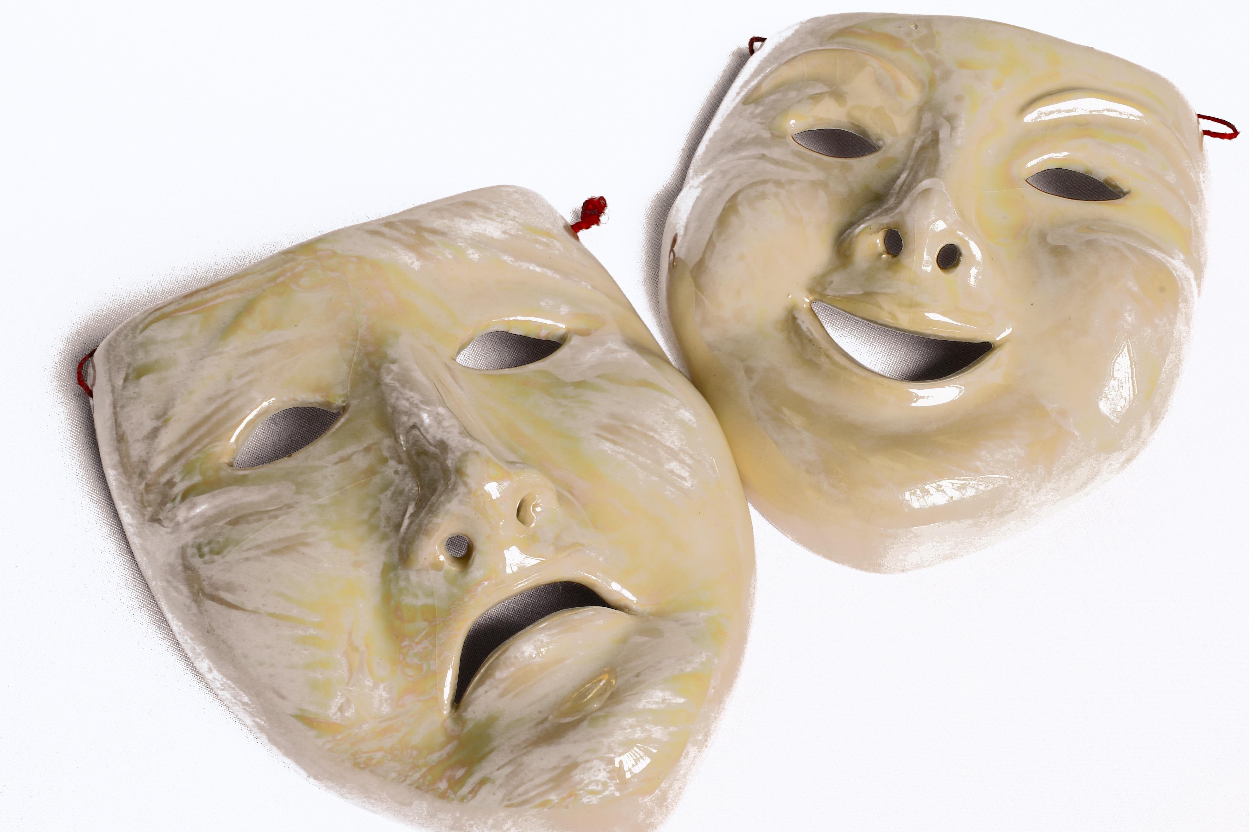 картинки масок печали можно