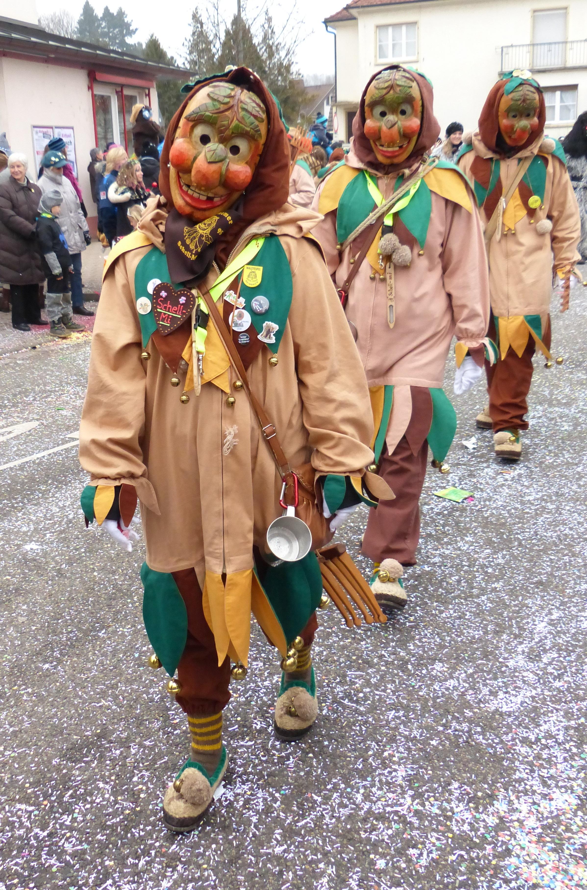 festival kostuum