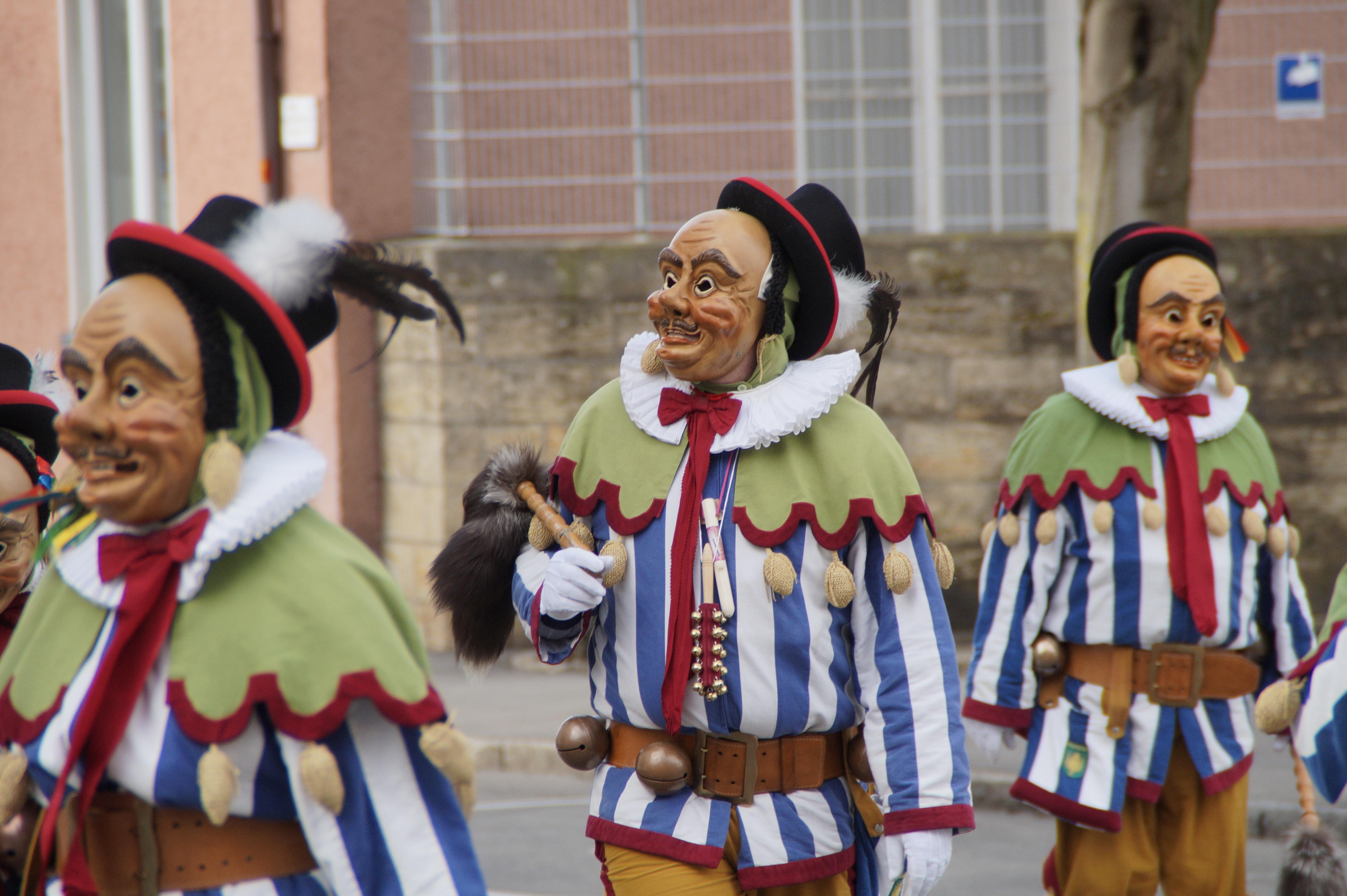 Kostenlose foto : Karneval, Verkleidet, Gesicht, Männer, Festival ...