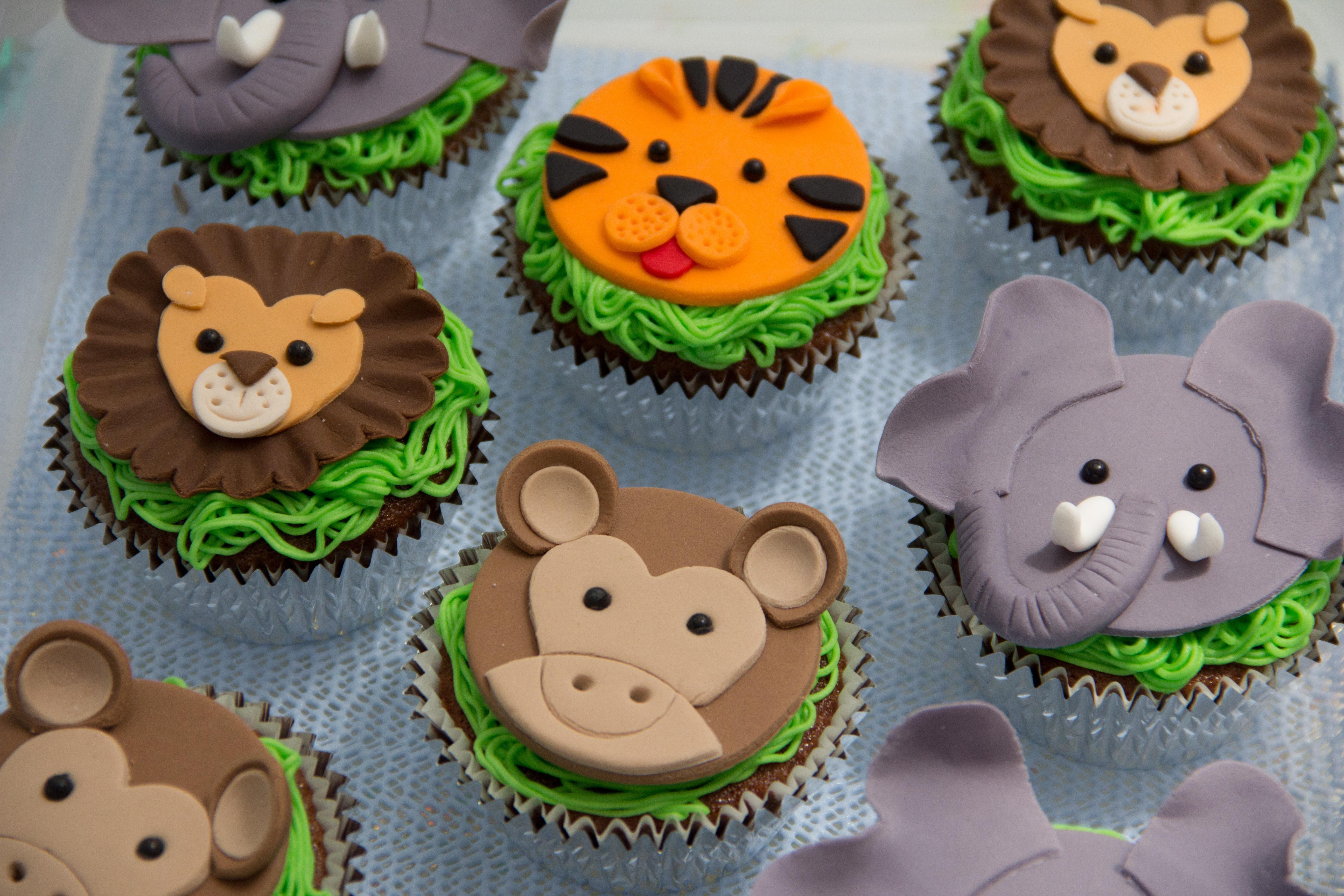 Free Images Celebration Food Cupcake Dessert Monkey