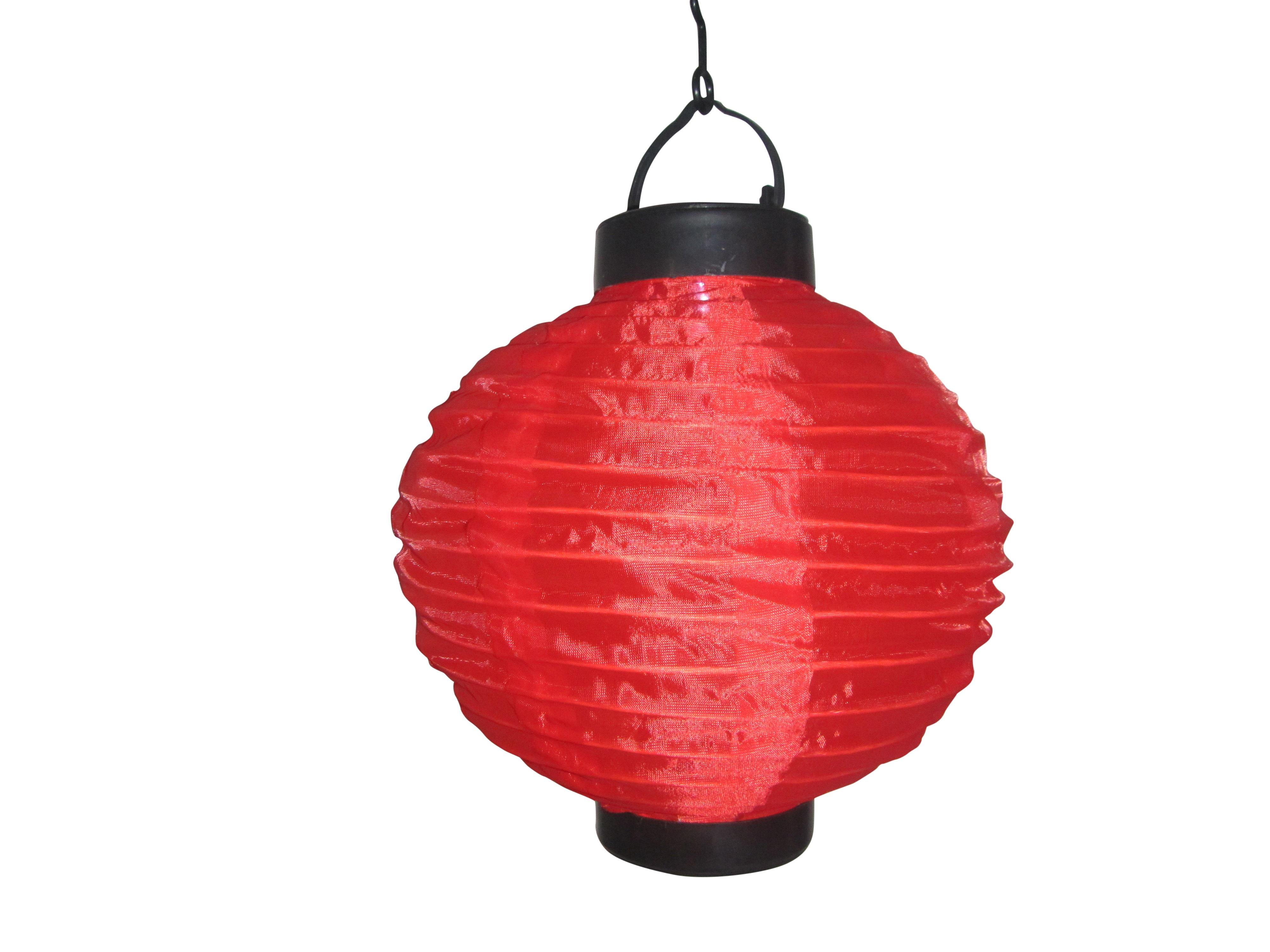 Celebration Lantern Red Lamp Lighting Decor Light Fixture Box
