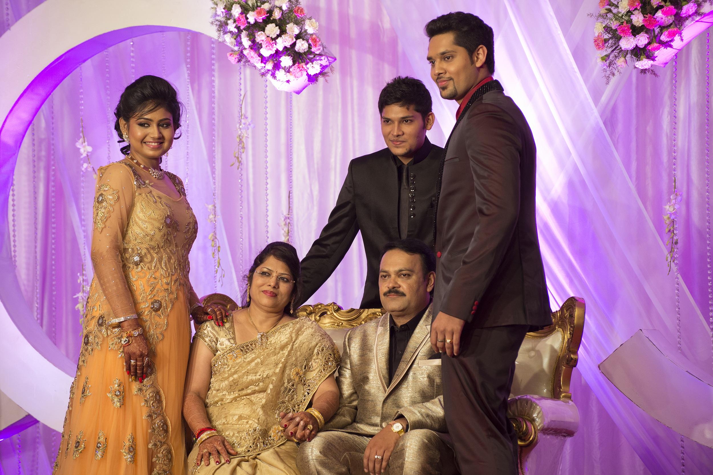 Kostenlose foto : Feier, zusammen, Hochzeit, Braut, Ehe, Familie ...