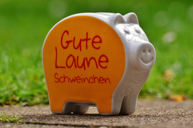 Kostenlose Foto Keramik Gelb Lachen Komisch Sparschwein
