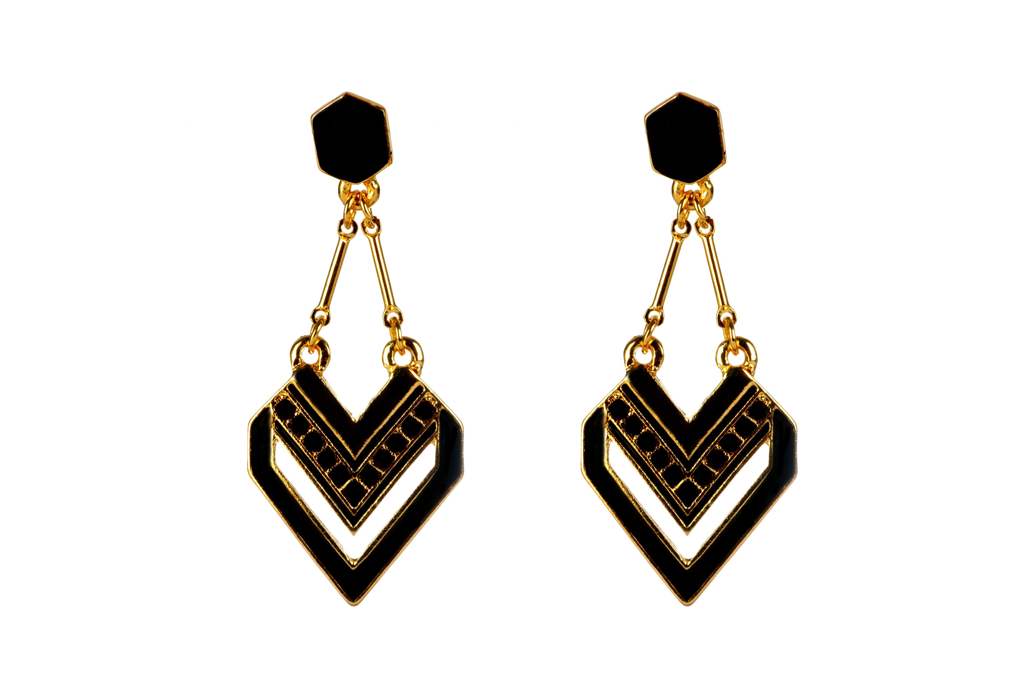 Art Deco Pendant Jewelry