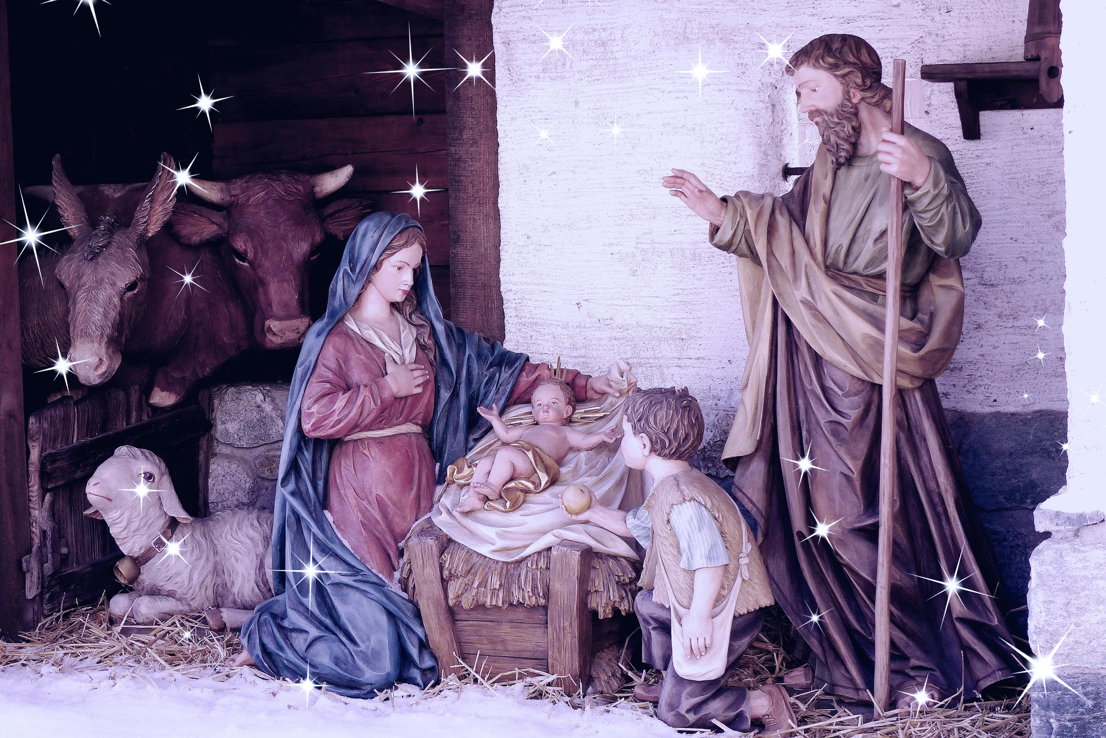 Христианские рождественские картинки в хорошем качестве