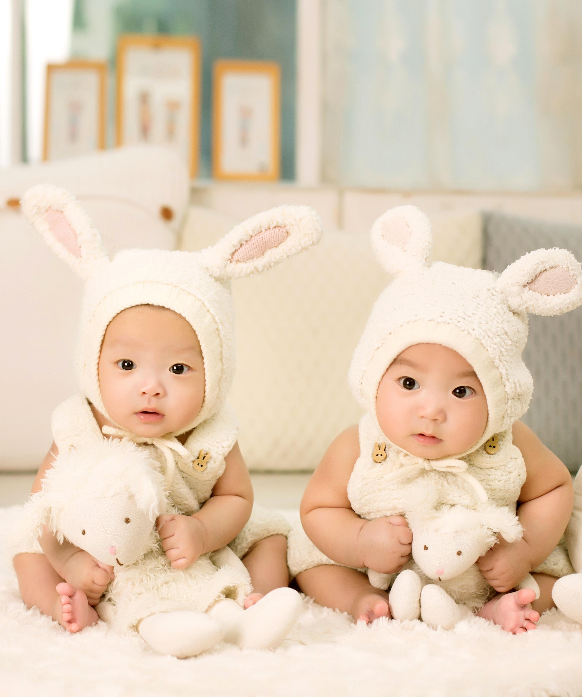 Gambar Anak Berwarna Merah Muda Mainan Bayi Produk Tekstil