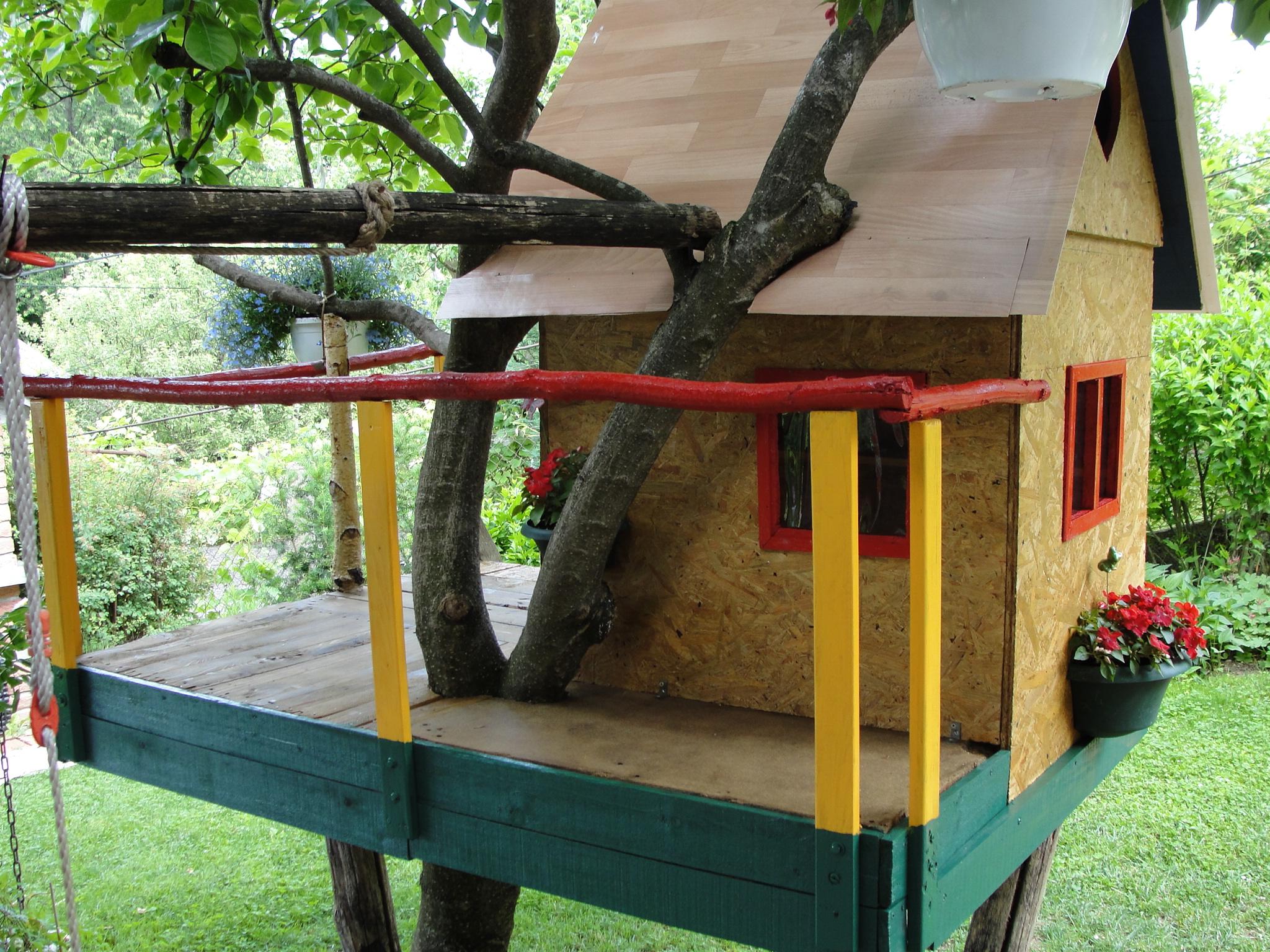 Images Gratuites Enfants Maison Arbre Meubles Table Structure