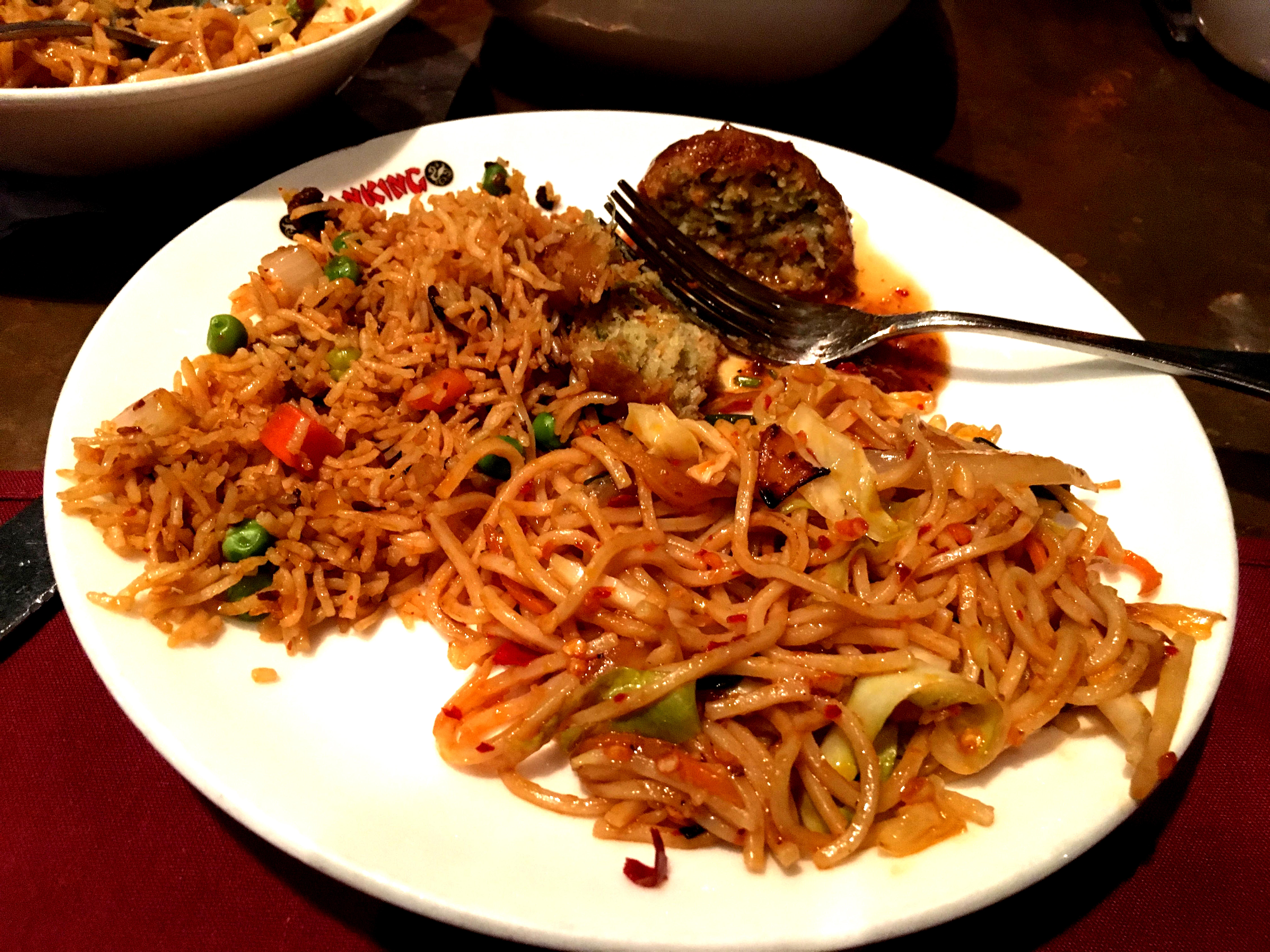 Free Images : dish, fried noodles, pad thai, ingredient