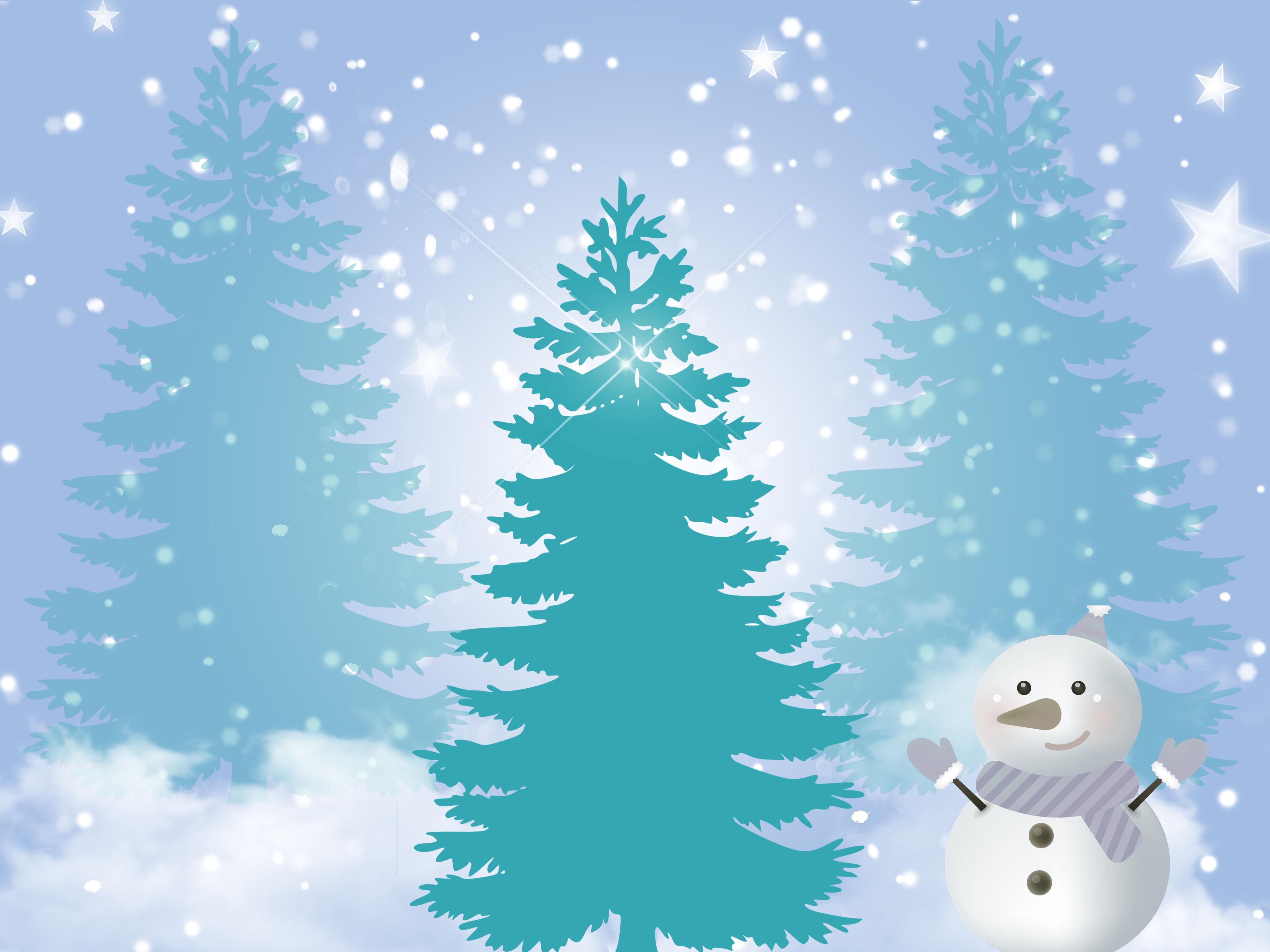 christmas christmas tree design merry christmas snow white blue spruce snowman christmas decoration tree pine family