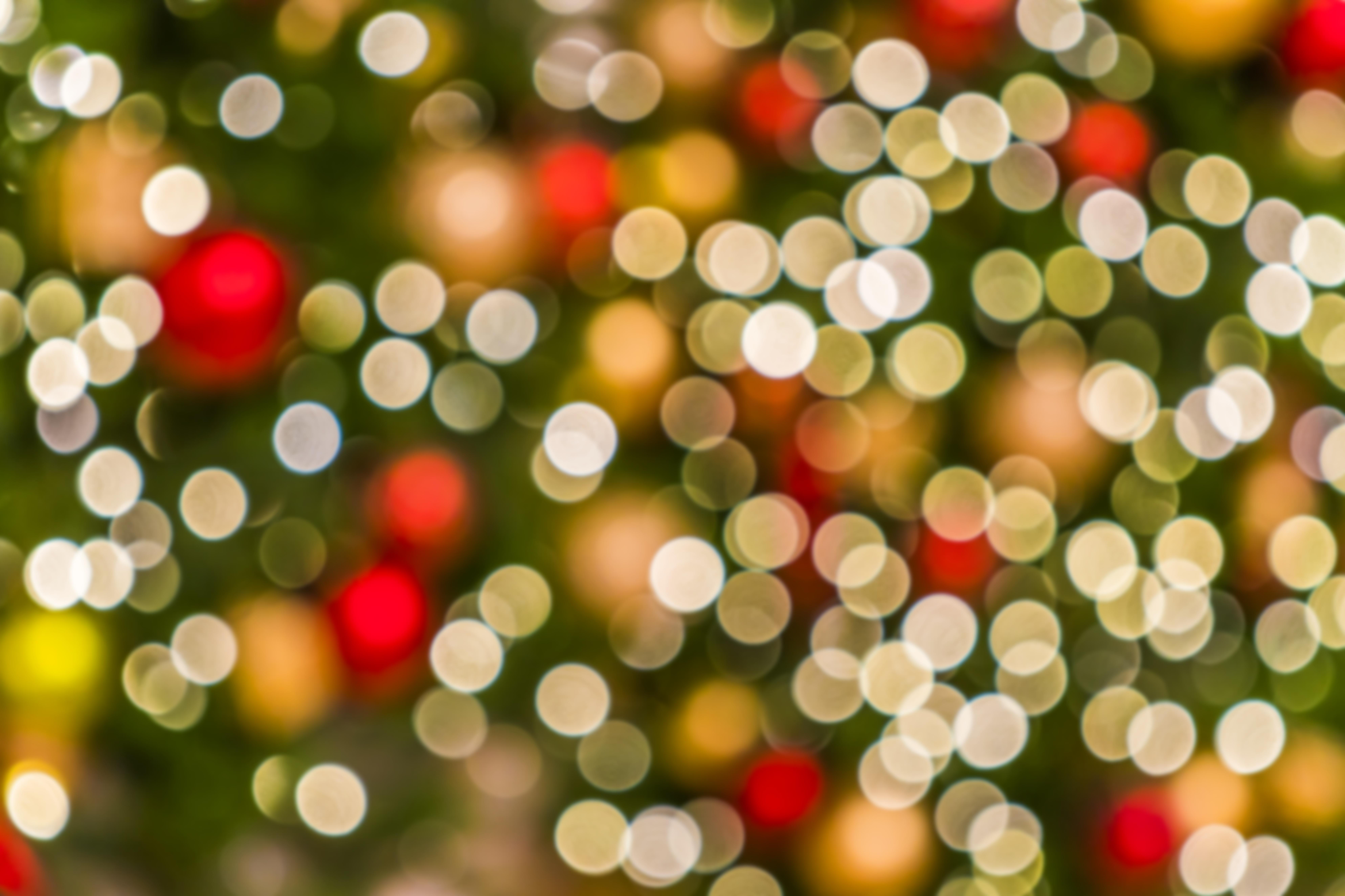 christmas decoration light christmas lighting computer wallpaper christmas lights holiday christmas ornament fete christmas tree macro