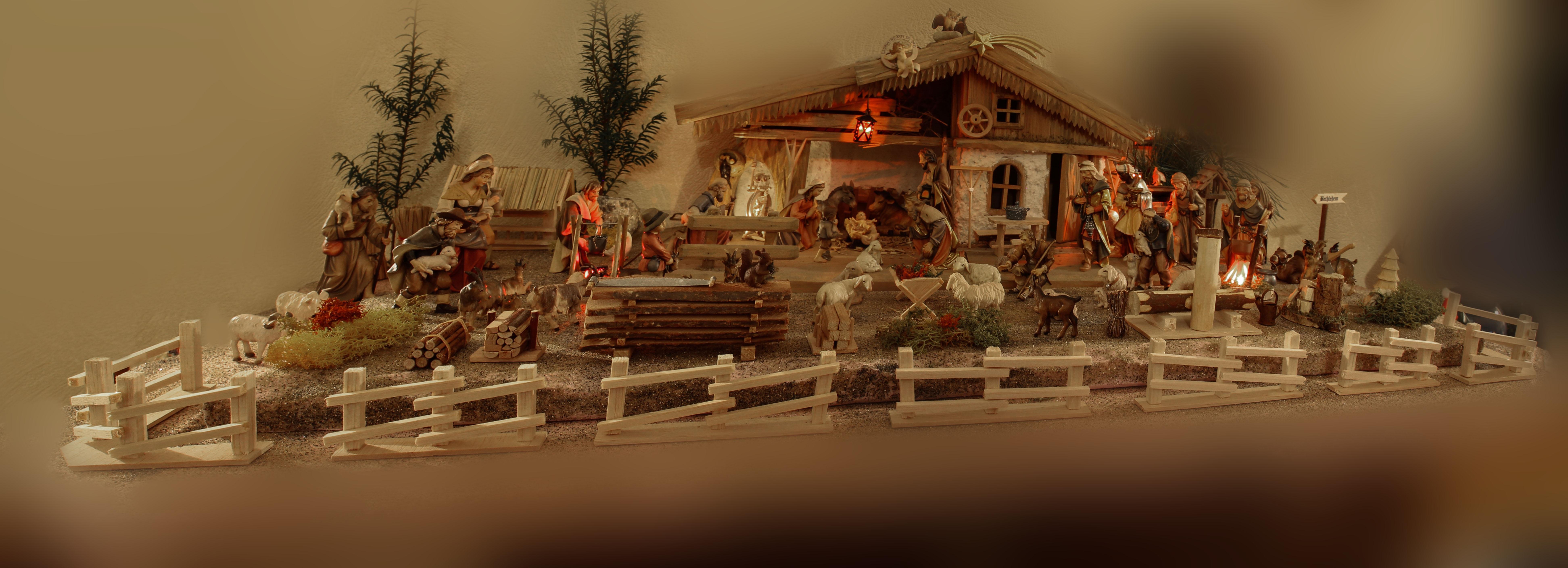 christmas lighting decor christmas decoration father christmas crib nativity scene