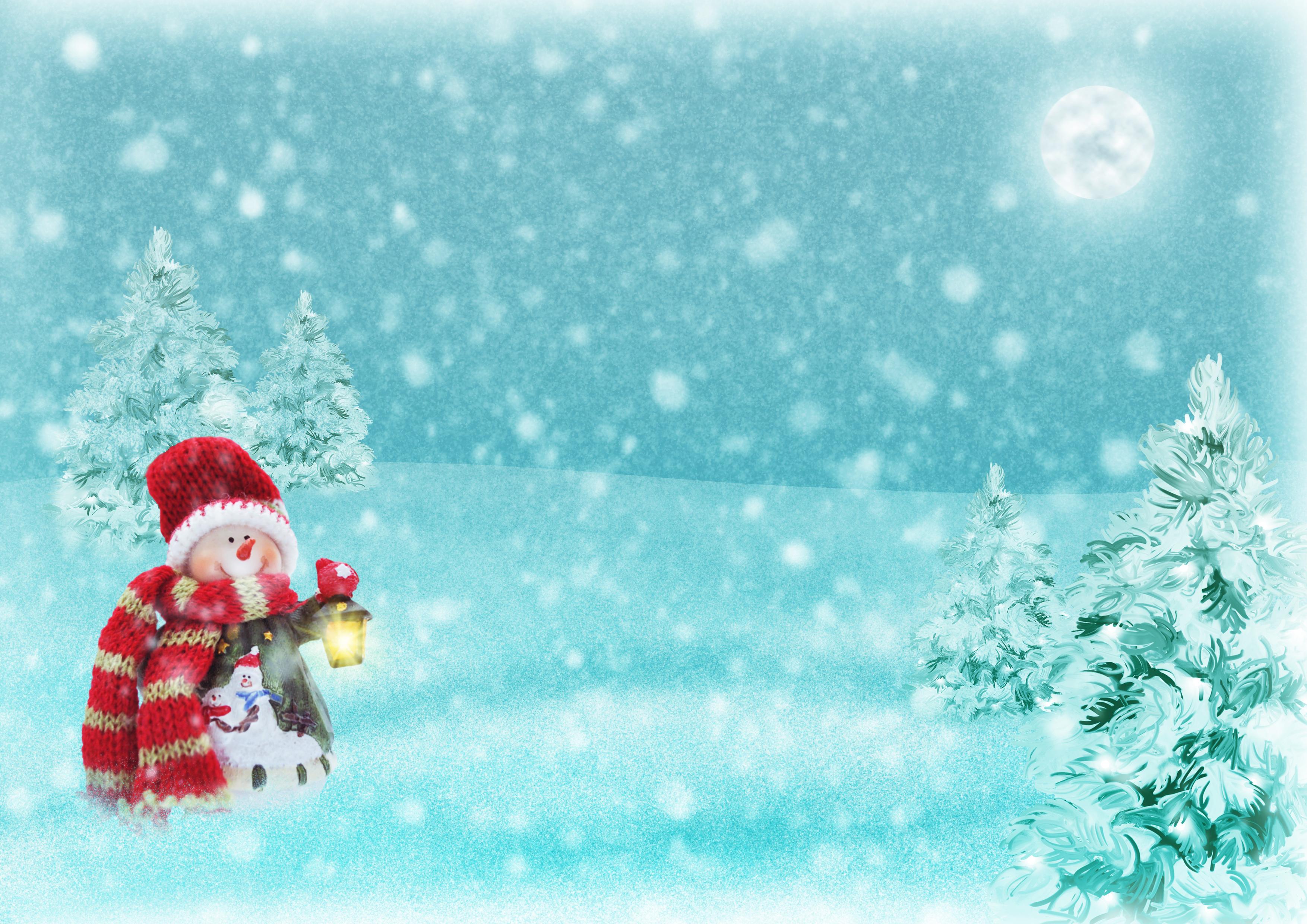 Kostenlose foto : christmas motive, Weihnachtskarte, Schneemann ...