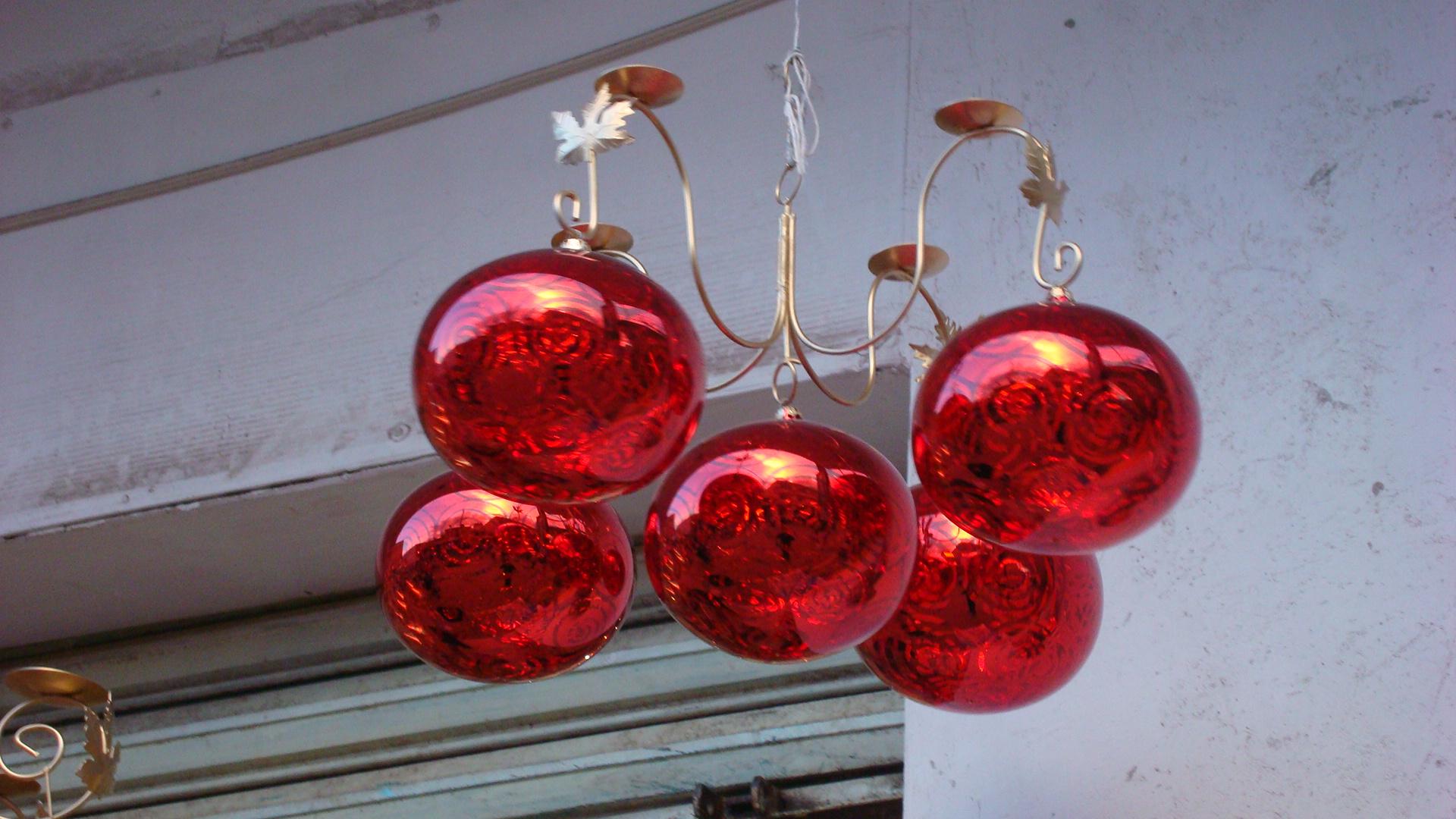 Ilmaisia Kuvia : joulu, punainen, joulukoristeen, valo, valaistus, joulukoristeita, ornamentti ...
