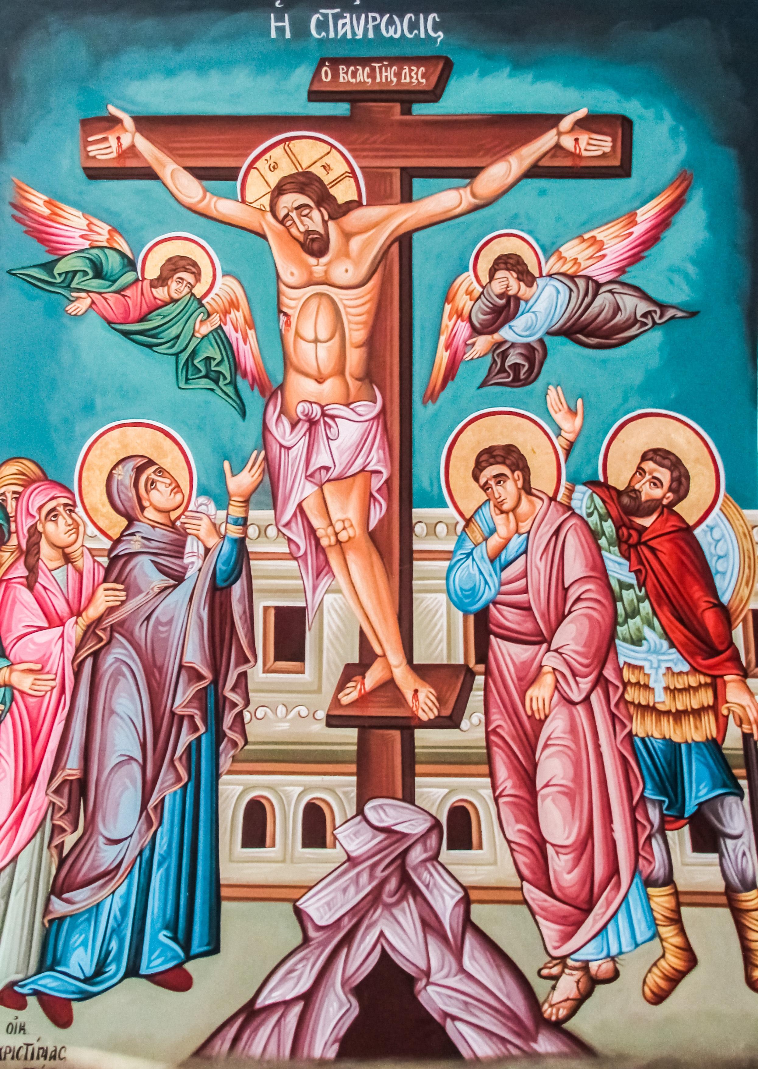 Gambar Gereja Lukisan Fiksi Ilustrasi Ikonografi Kekristenan