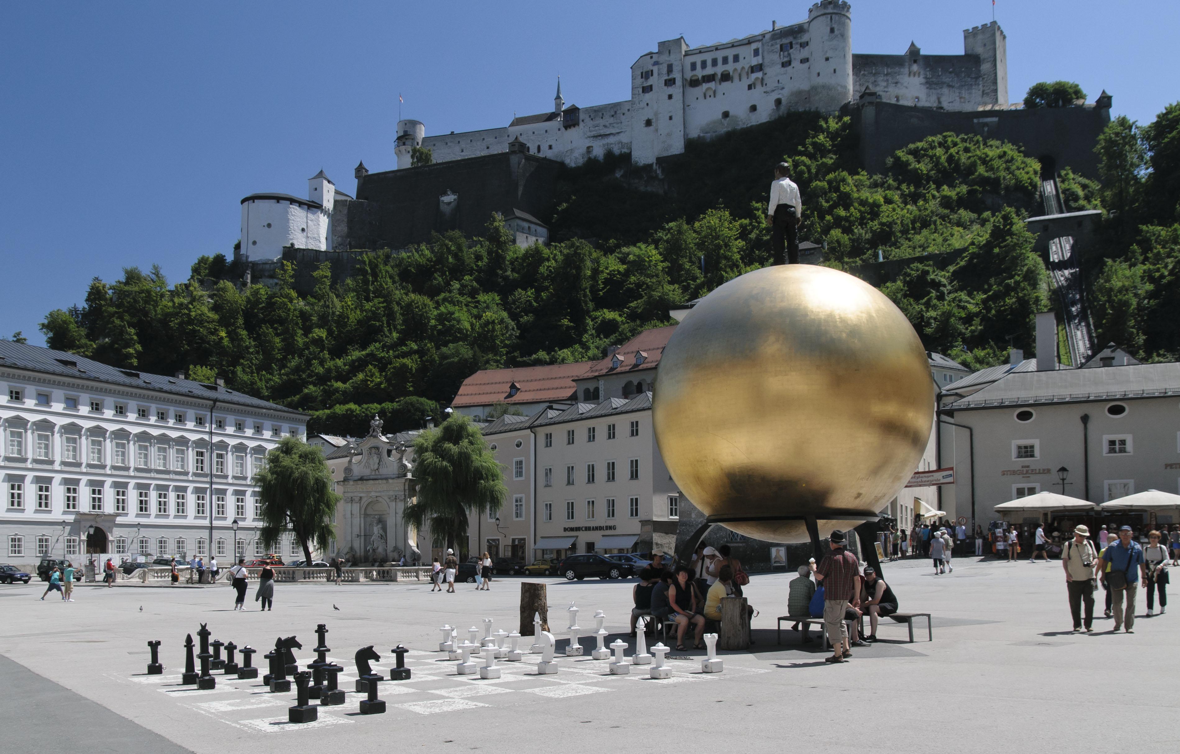 Wahrzeichen Salzburg
