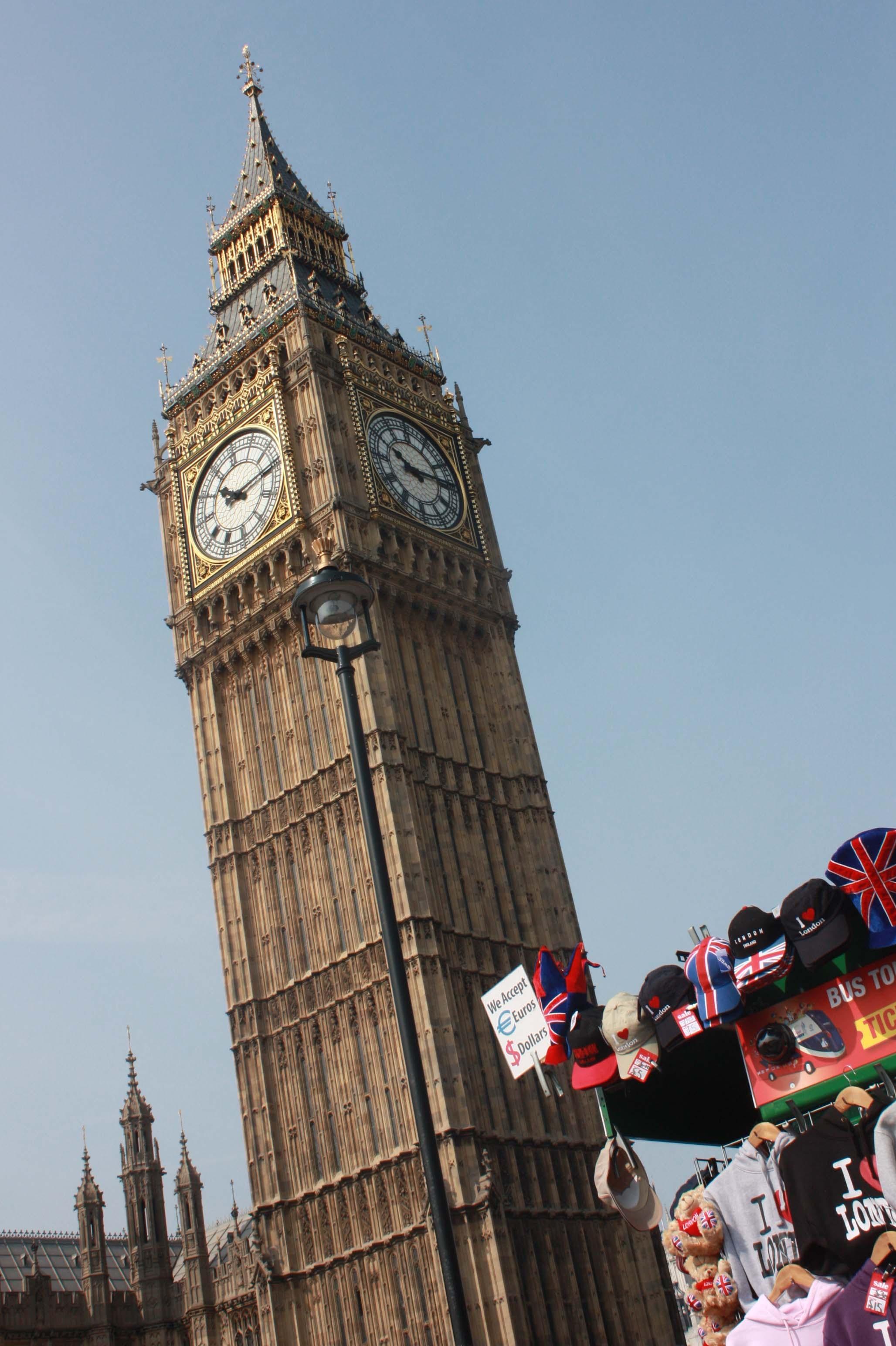 Big Ben Glockenturm