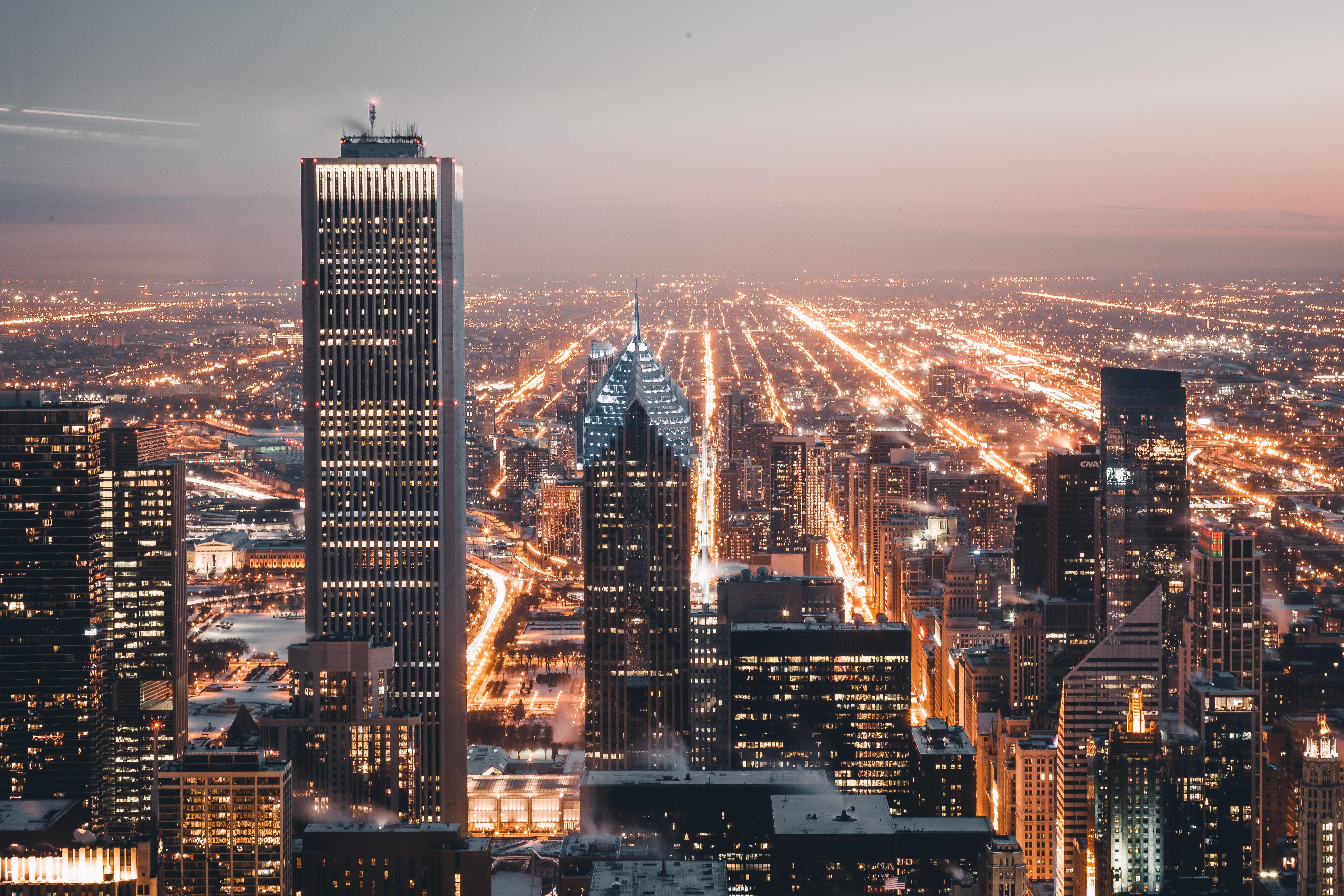 картинки с небоскребами первую