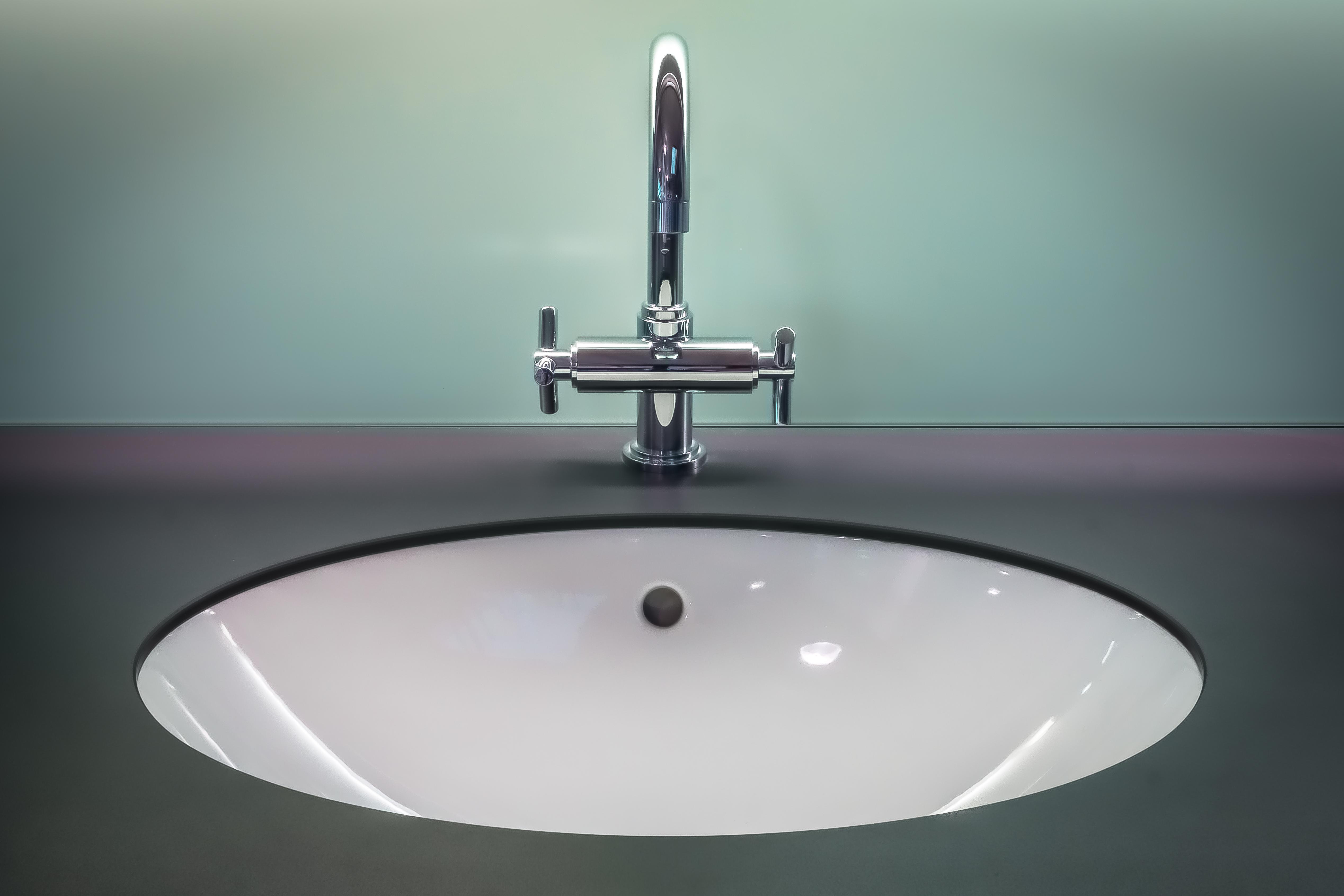 Free Images : clean, sink, room, lighting, modern, stainless steel ...