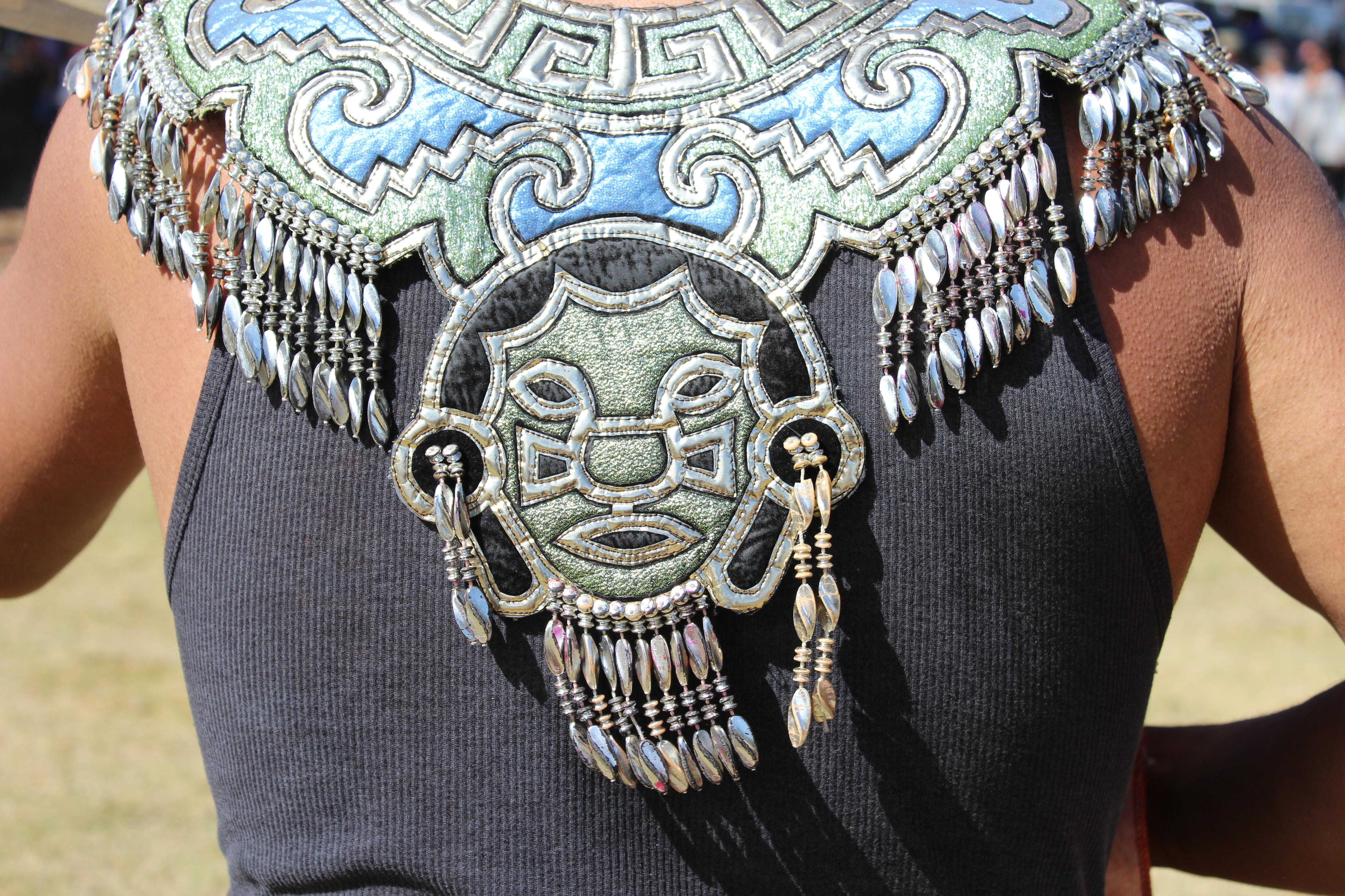 Fotos Gratis Ropa Azteca Art Colores Dibujo Plumas Méjico