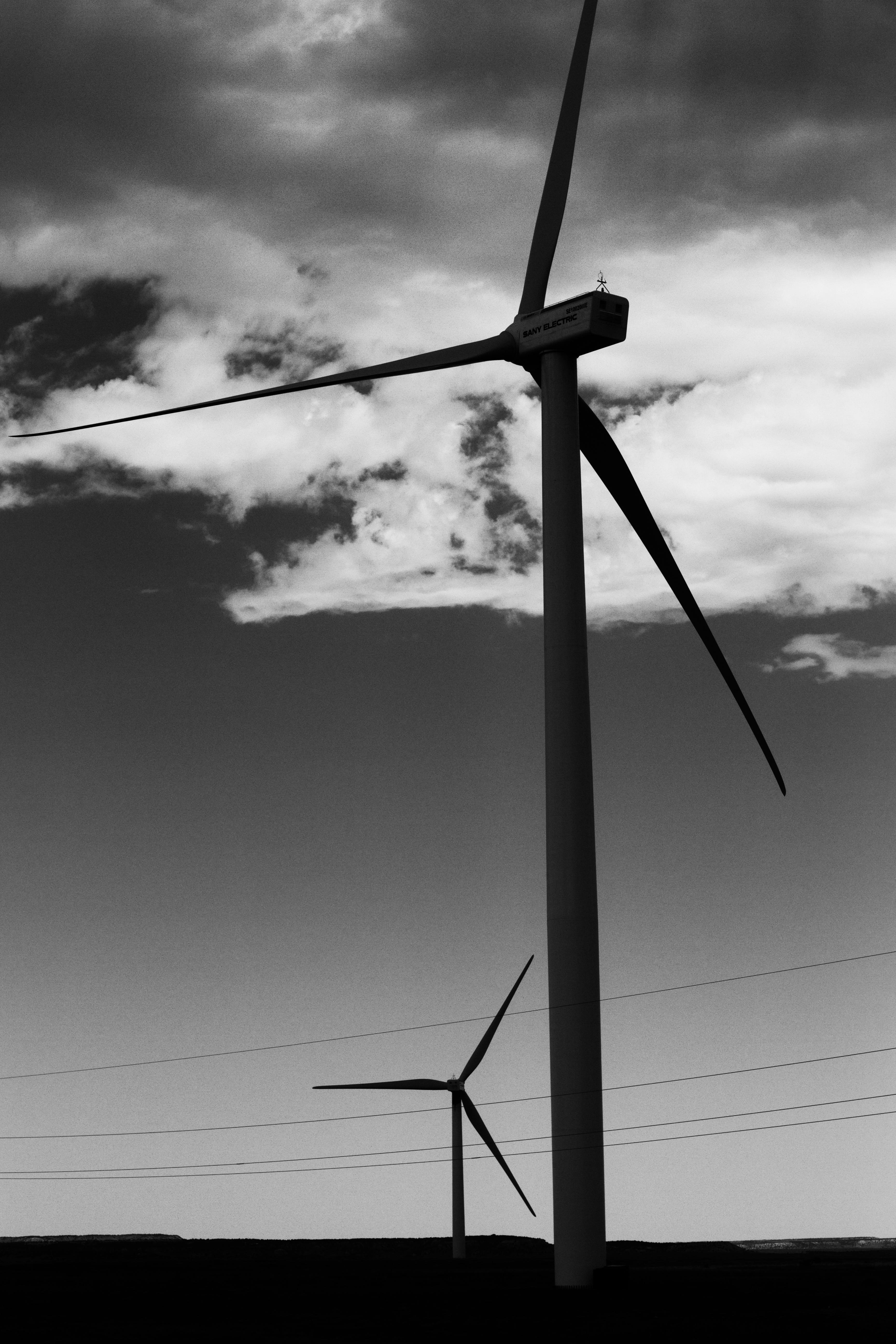 Images gratuites nuage noir et blanc ciel moulin - Nuage et vent ...