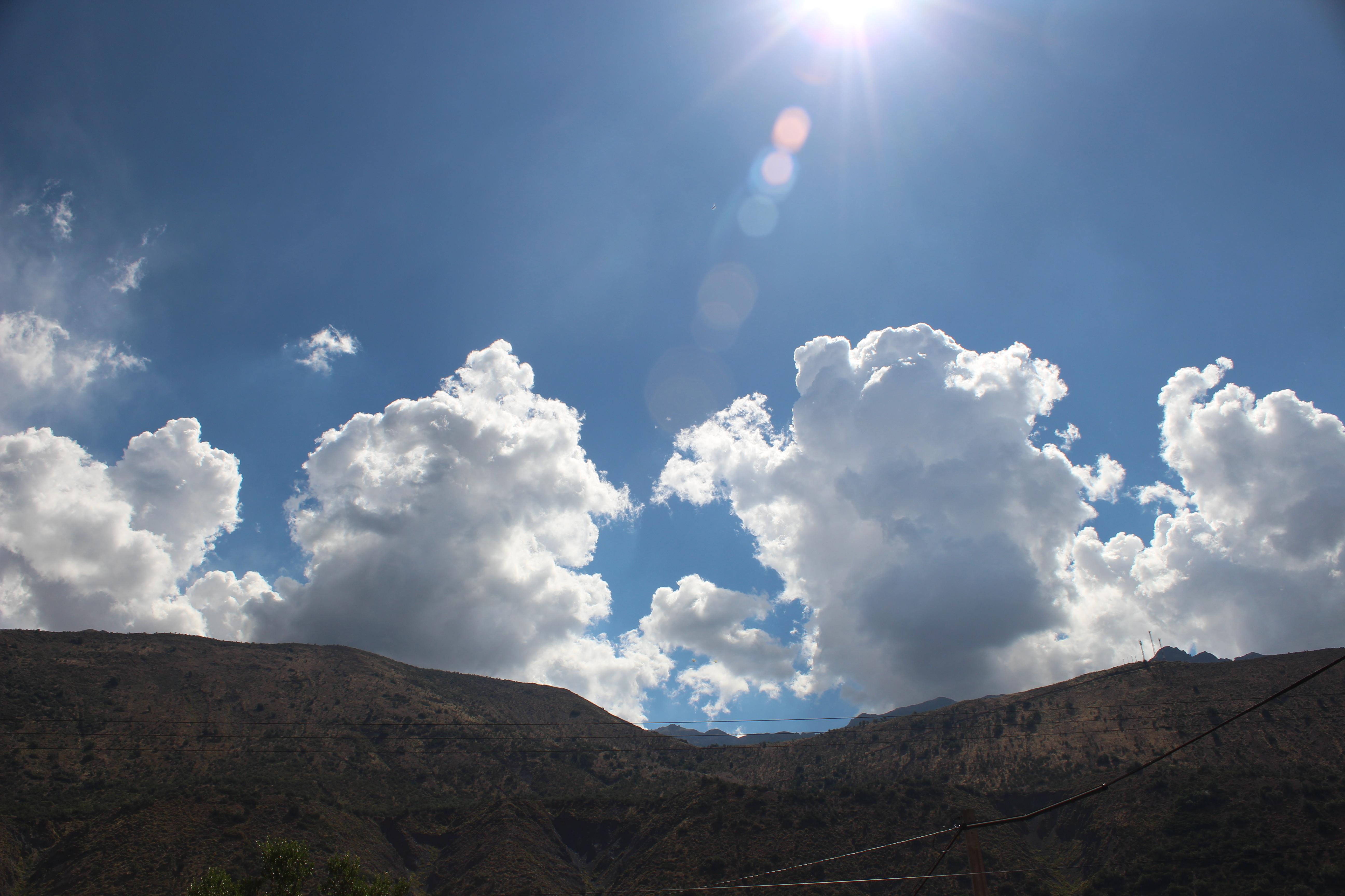 фотографии облачного неба естественные без прикрас изолирующих упражнений