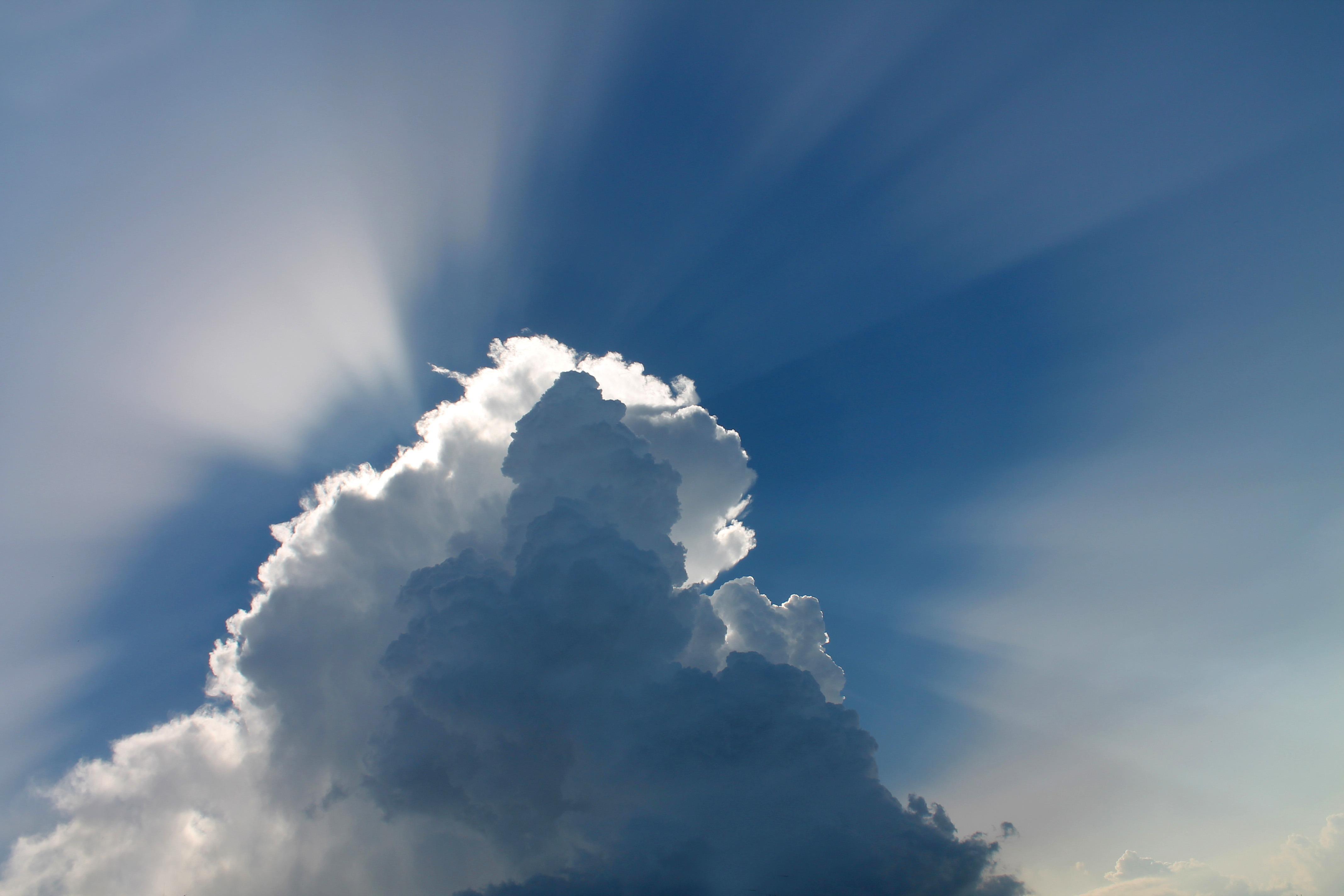 Fotos Gratis Nube Luz De Sol Atmósfera Tiempo De Día Espacio