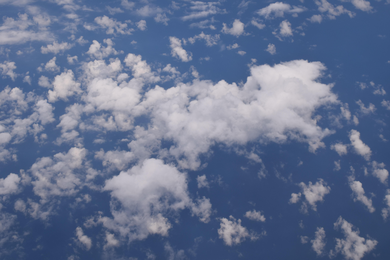 Free Images : cloud, sky, white, sunlight, daytime, flight ...
