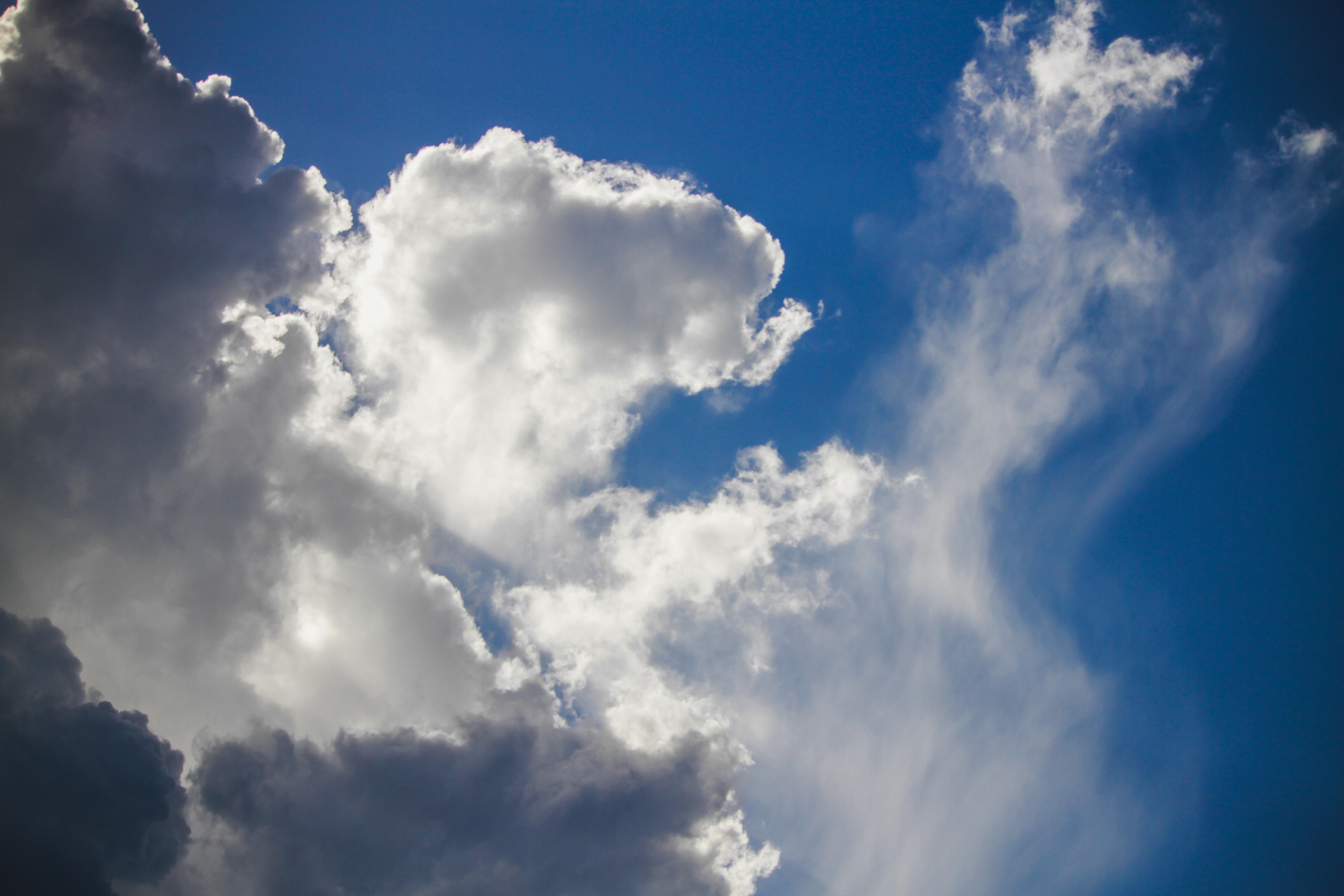 Images Gratuites Des Nuages Ciel Bleu Canon7d Nuage Jour