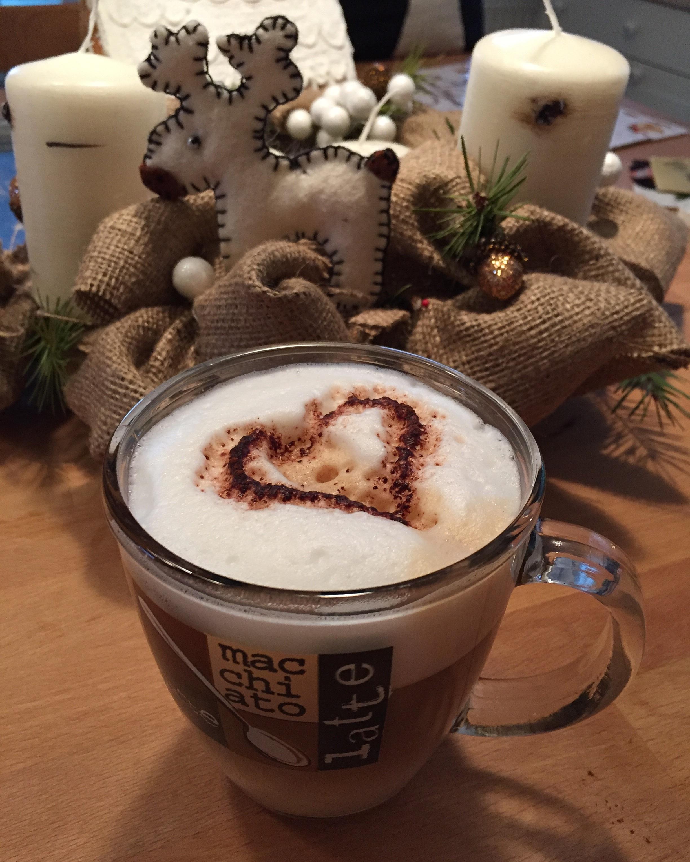 Новогоднее кофе картинки