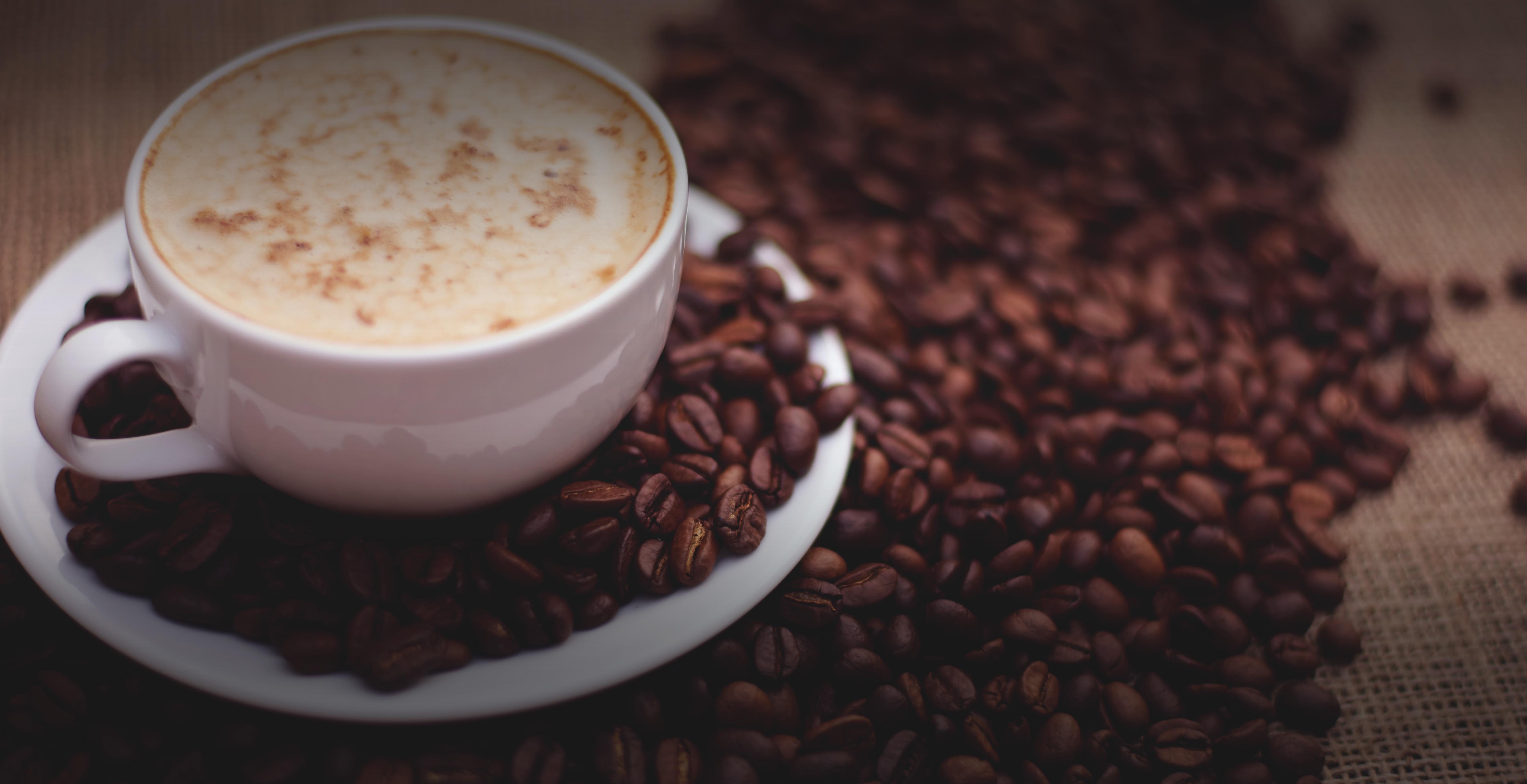 Kostenlose foto latt cappuccino braun getr nk espresso becher kaffeetasse tasse kaffee - Bilder cappuccino ...