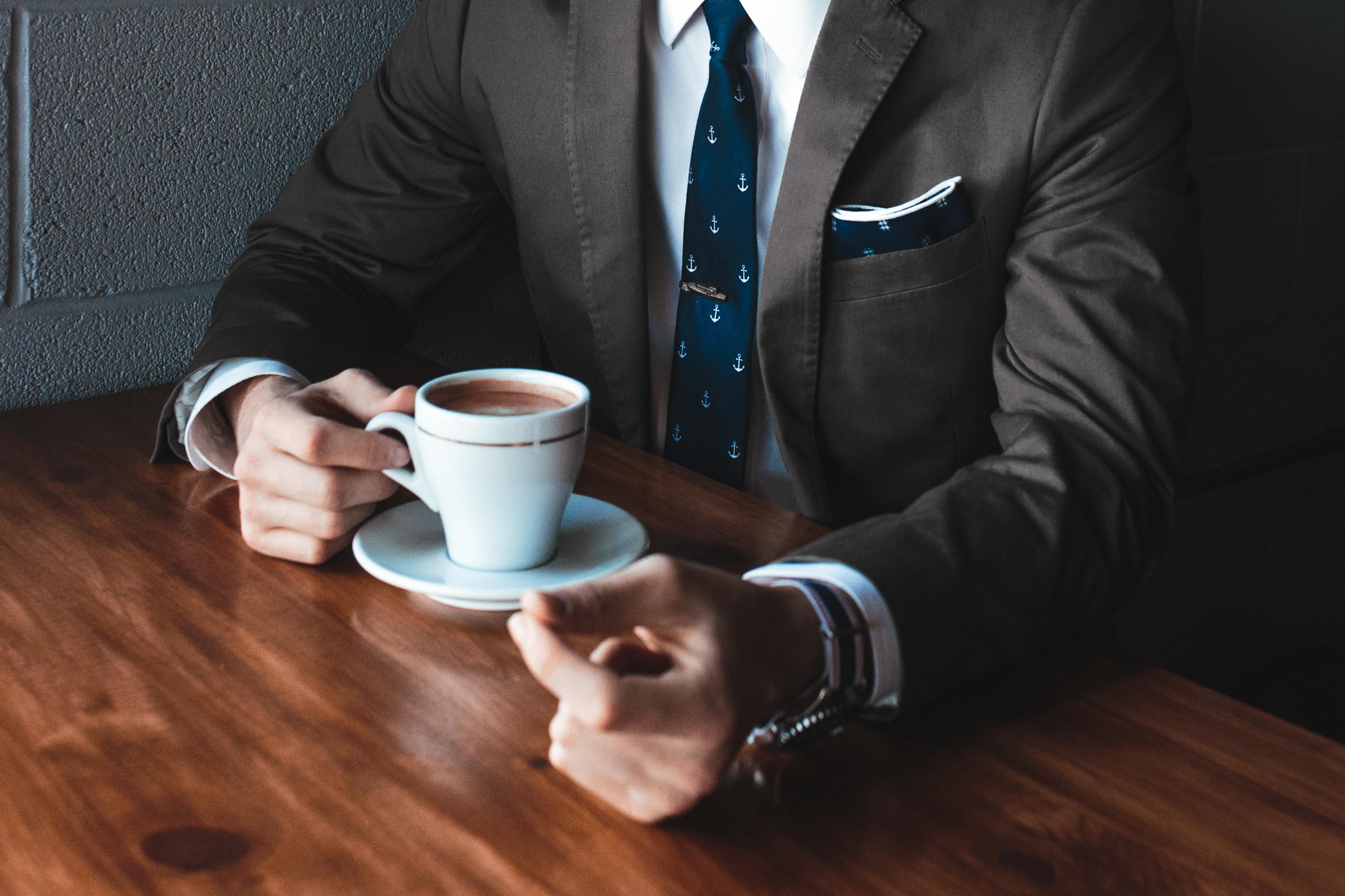 фото доброе утро бизнесмена молодые