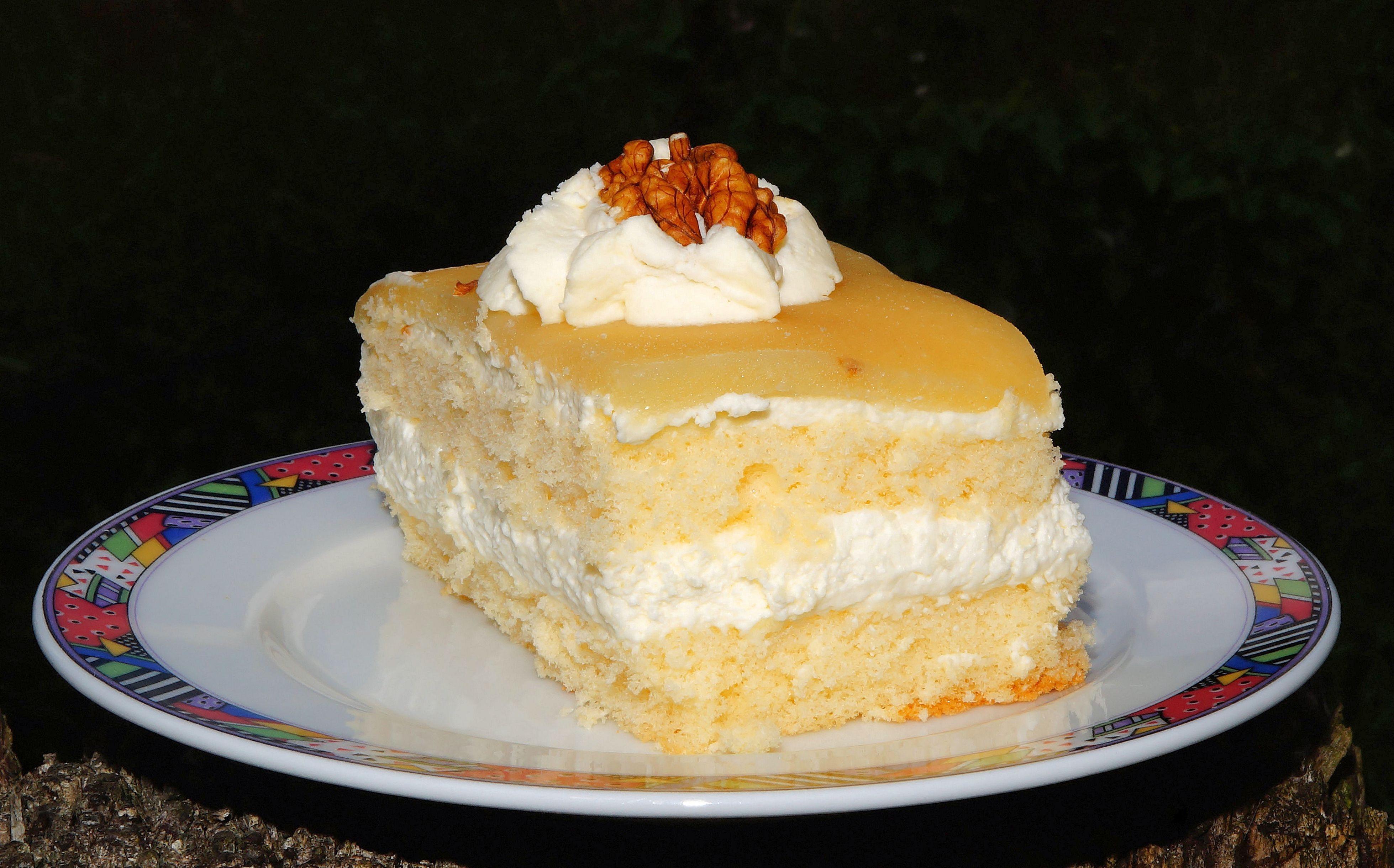 Cheesecake Carrot Cake Marmiton