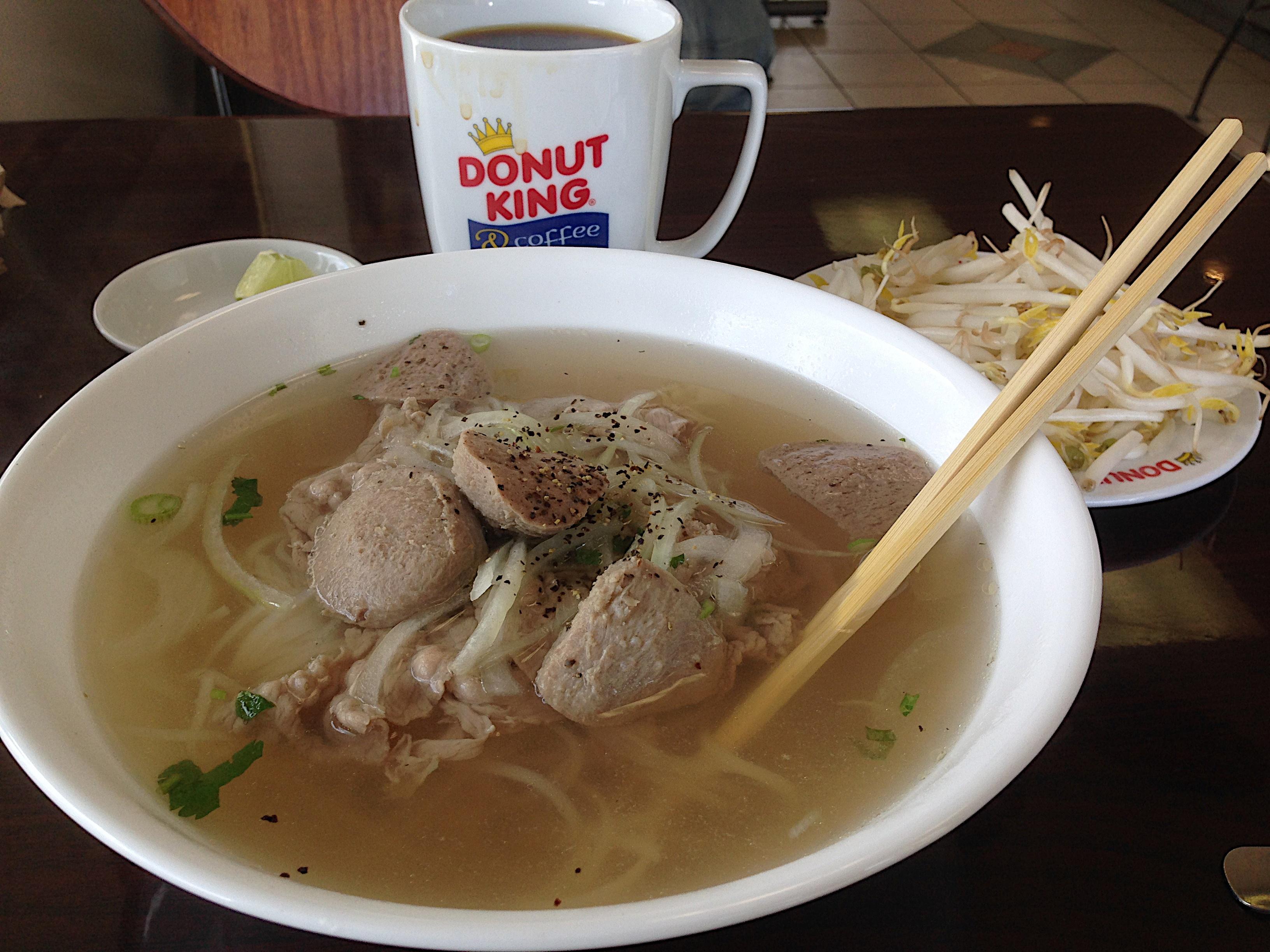 Fotos gratis : café, plato, cocina, cabeza, comida asiática, Pho ...