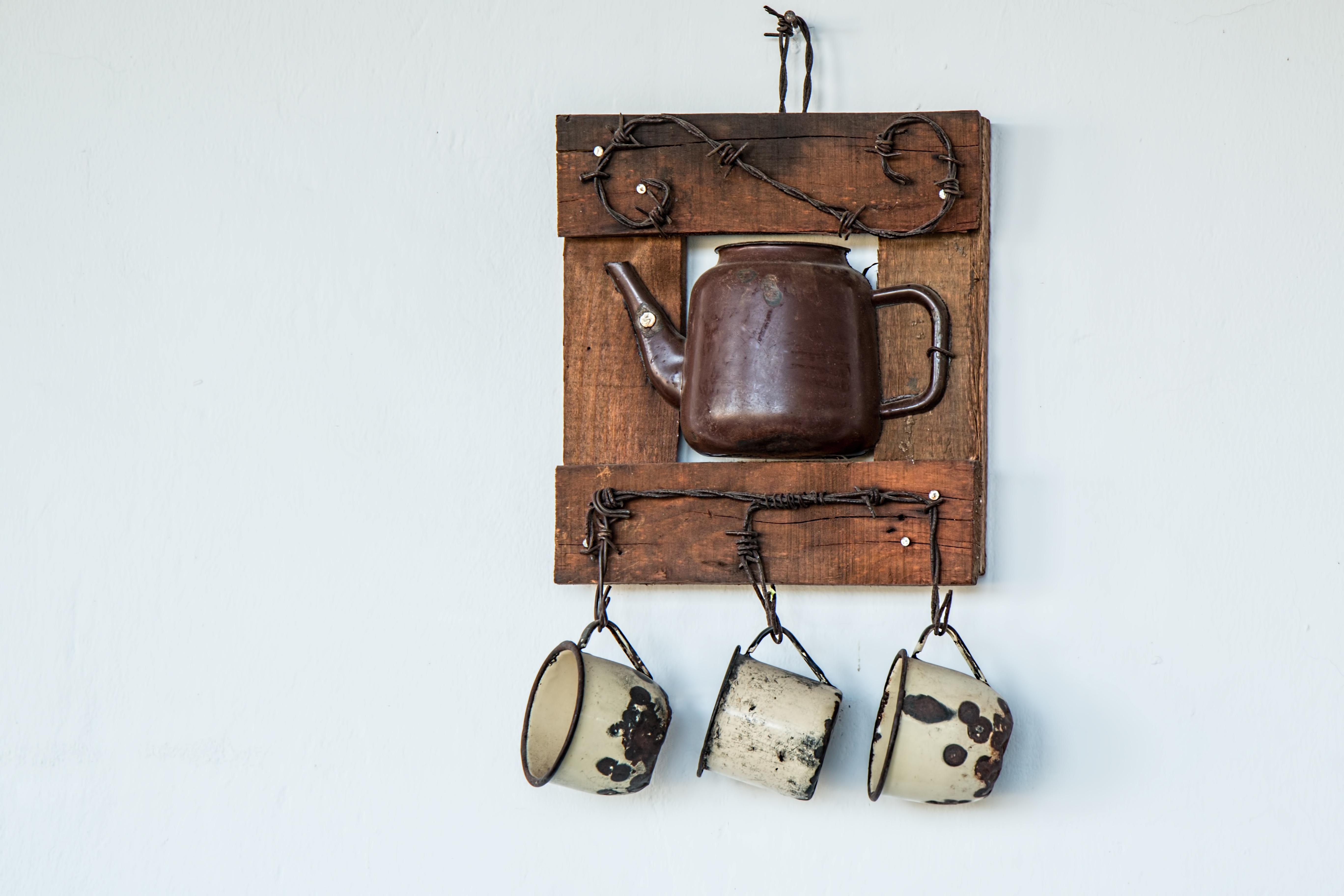 Free Images : leather, vintage, antique, retro, tea, old, teapot ...
