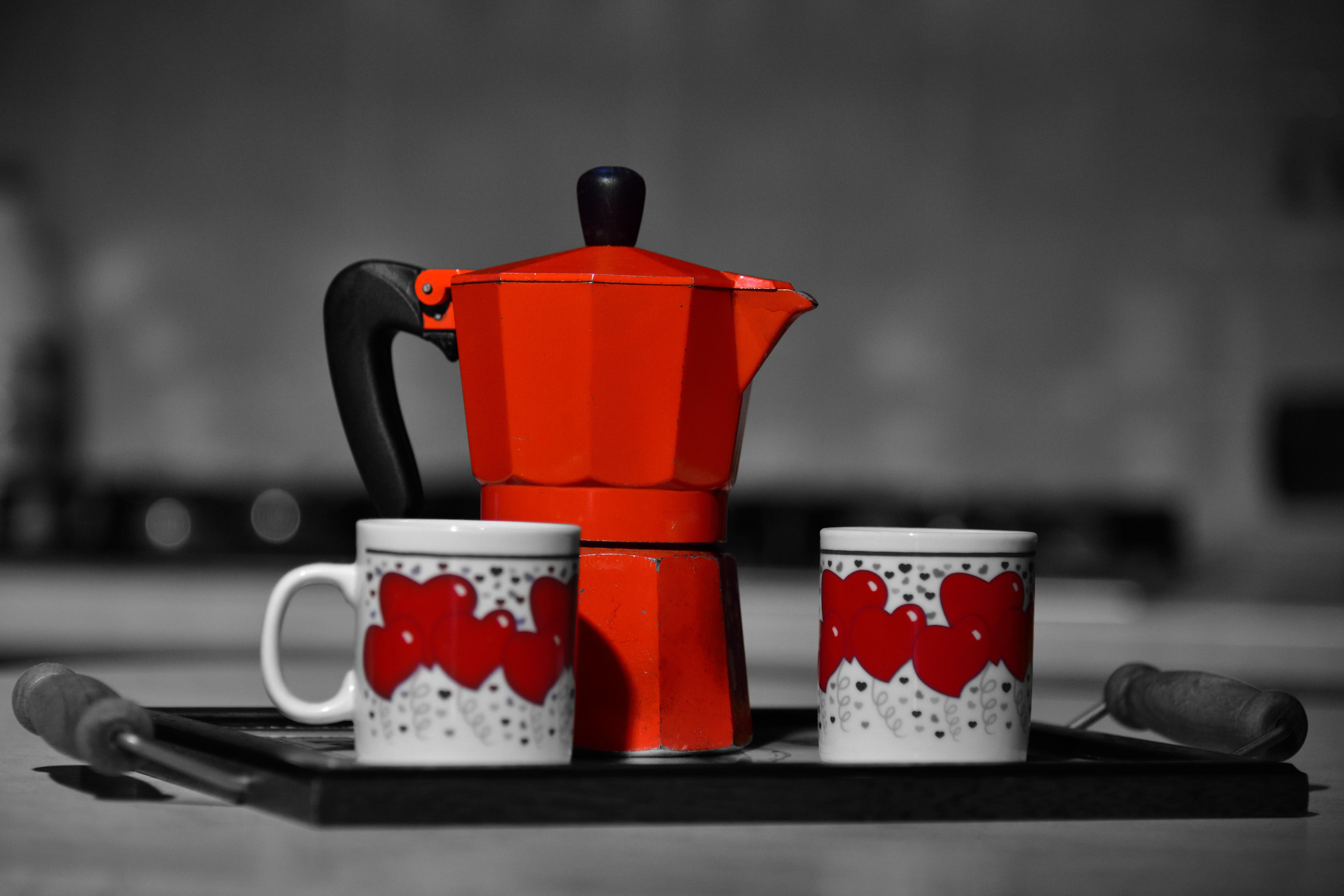 kostenlose foto kaffee rot getr nk fr hst ck bialetti stillleben fotografie moka. Black Bedroom Furniture Sets. Home Design Ideas