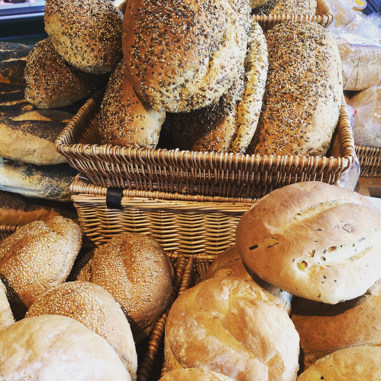 рецепты хлеба для пекарни с фото разные сочетание