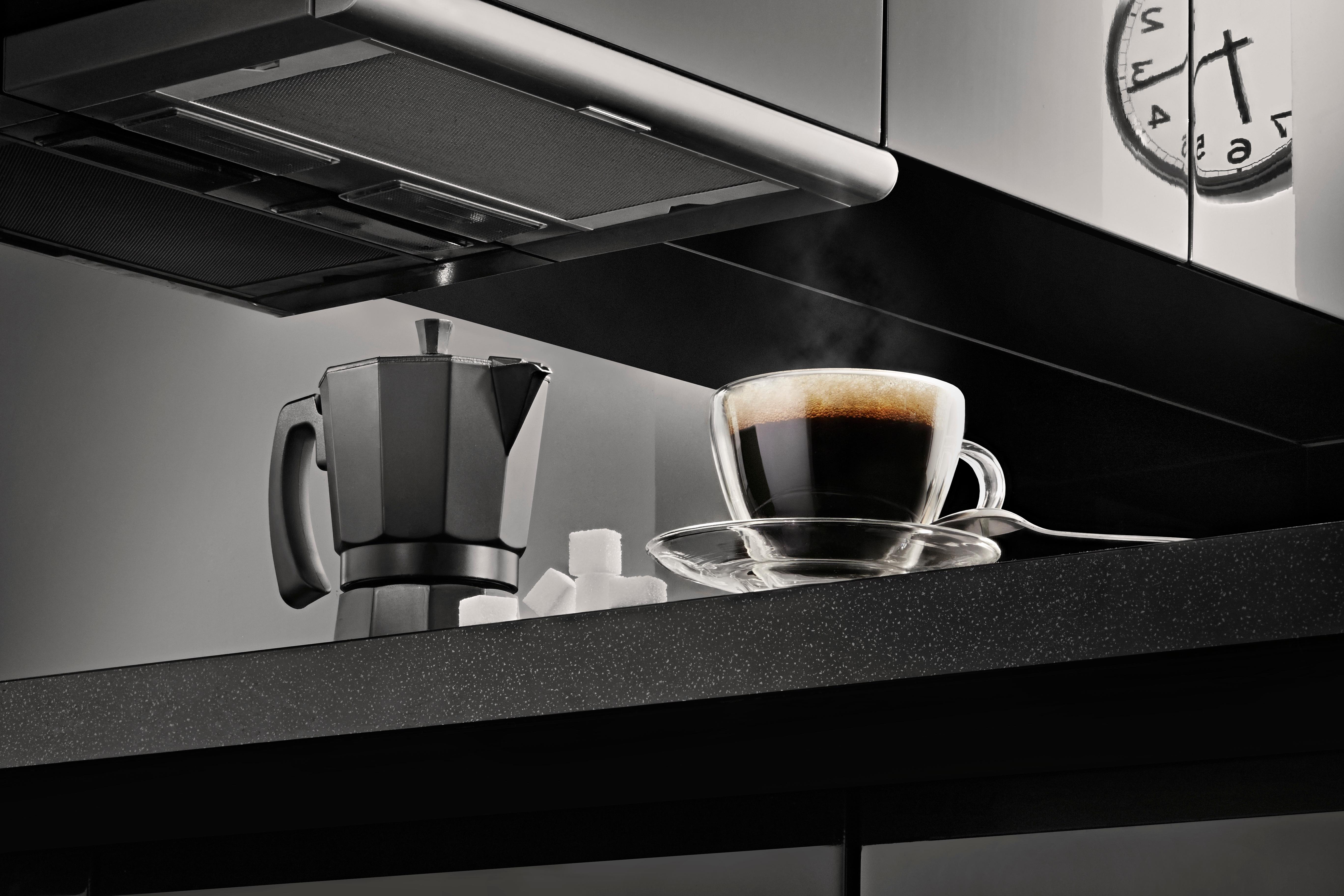 Fotos gratis : café, vapor, reloj, cocina, lavabo, negro, habitación ...