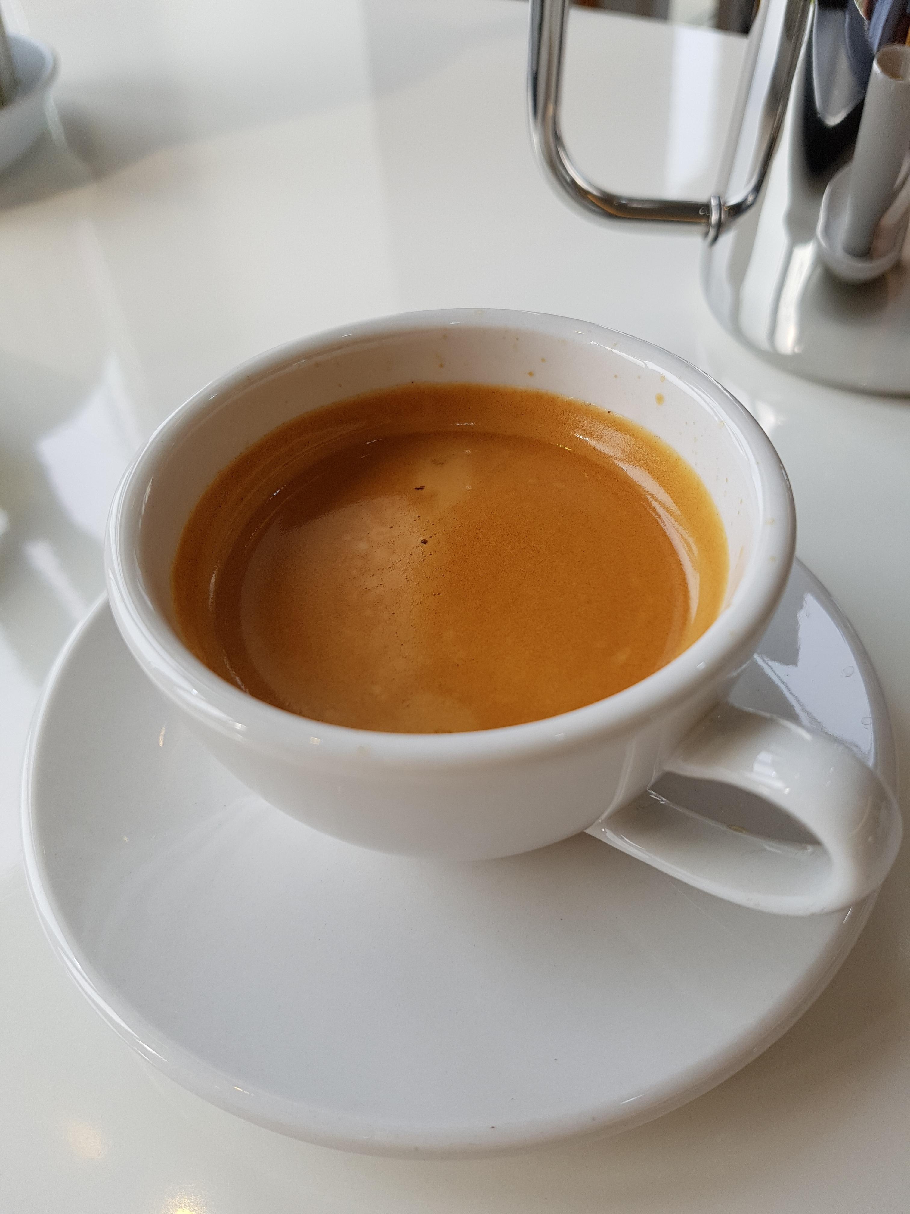 or espresso