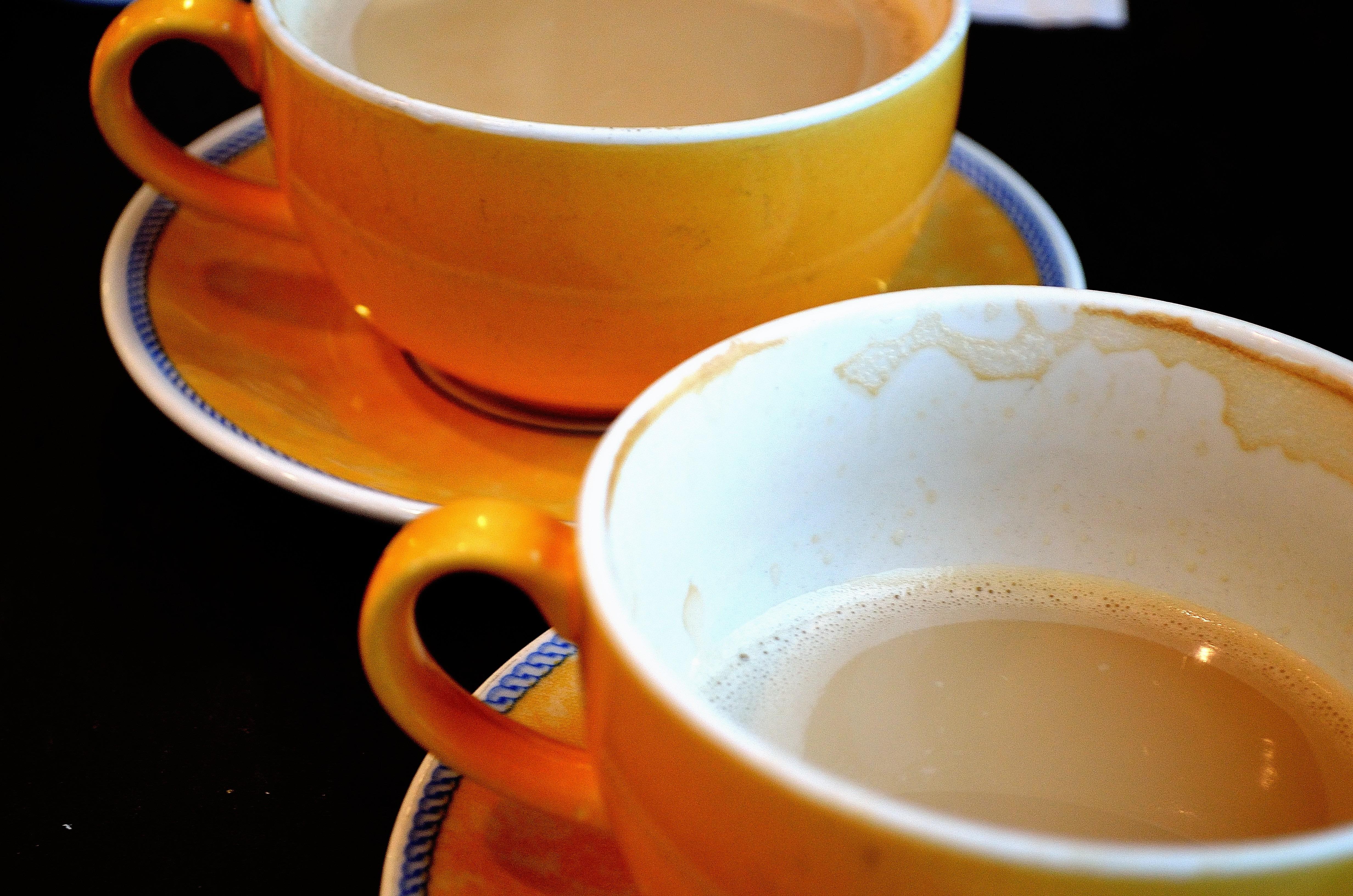 Portuguese Milky coffee