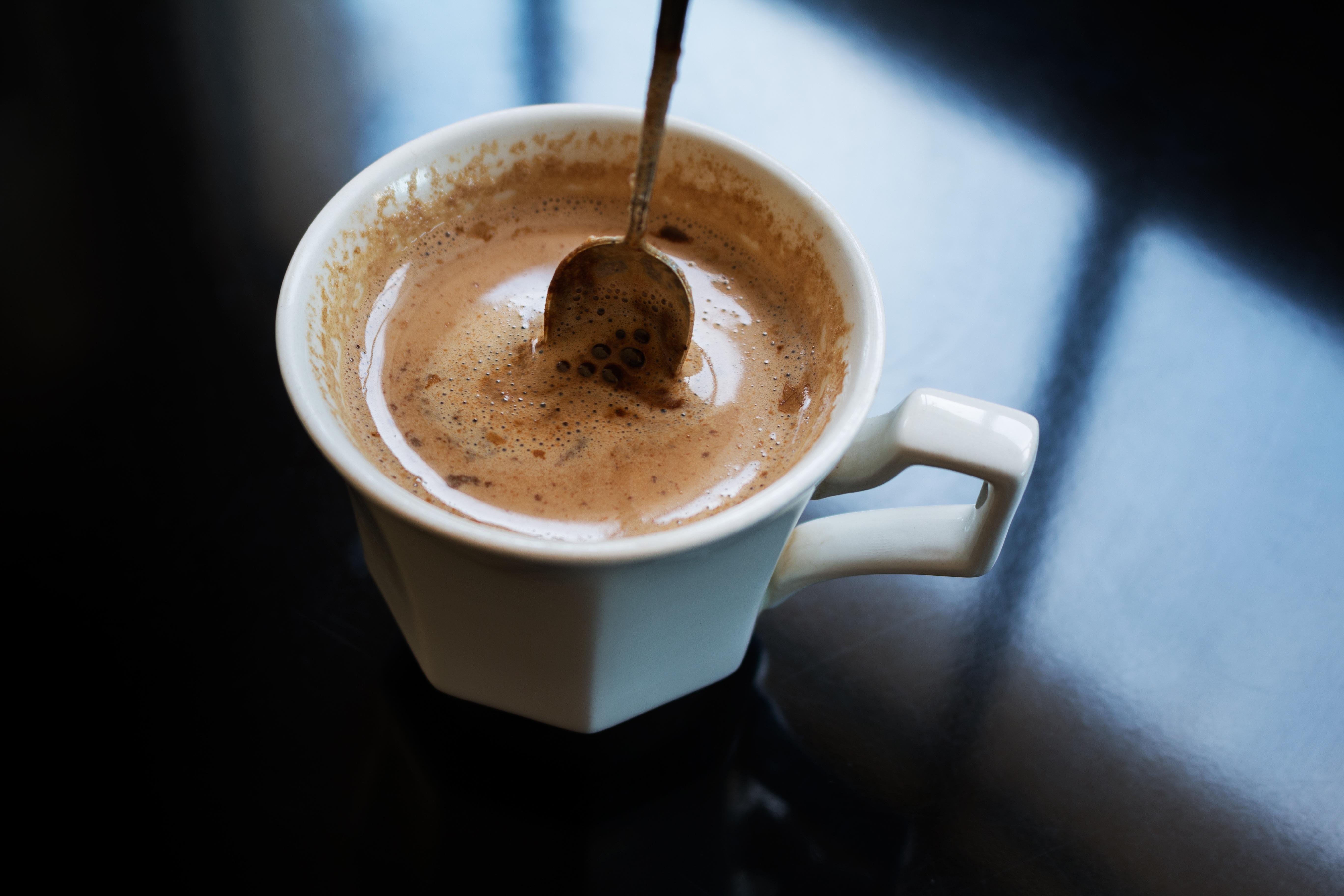 Immagini belle : finestra latte macchiato cappuccino colore