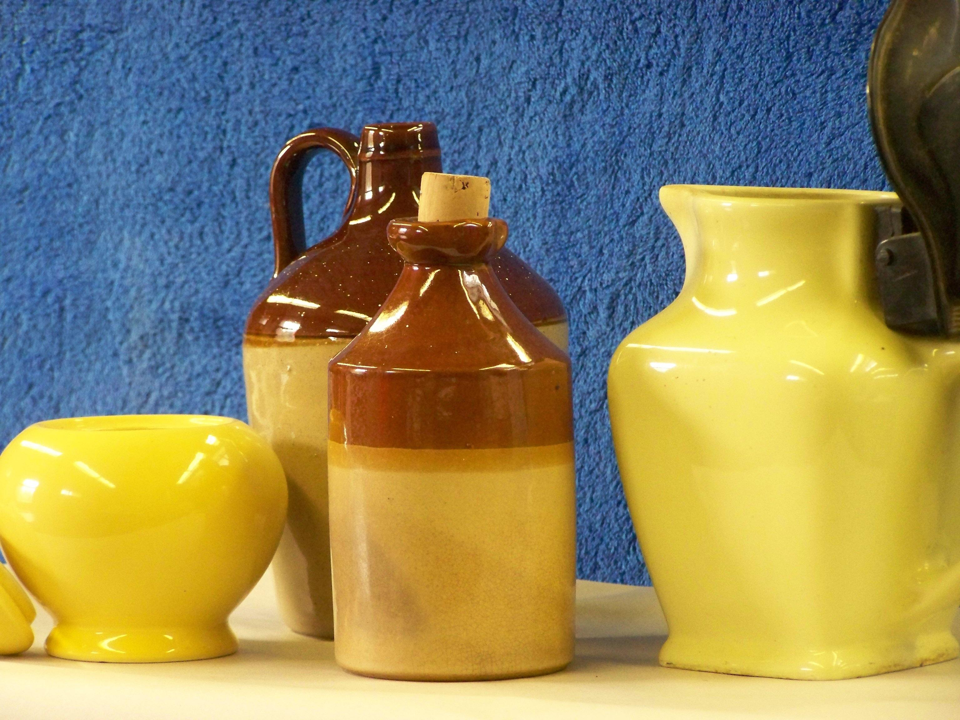Gratis Billeder Kold V 230 Ske Lys Vase Keramisk Kedel
