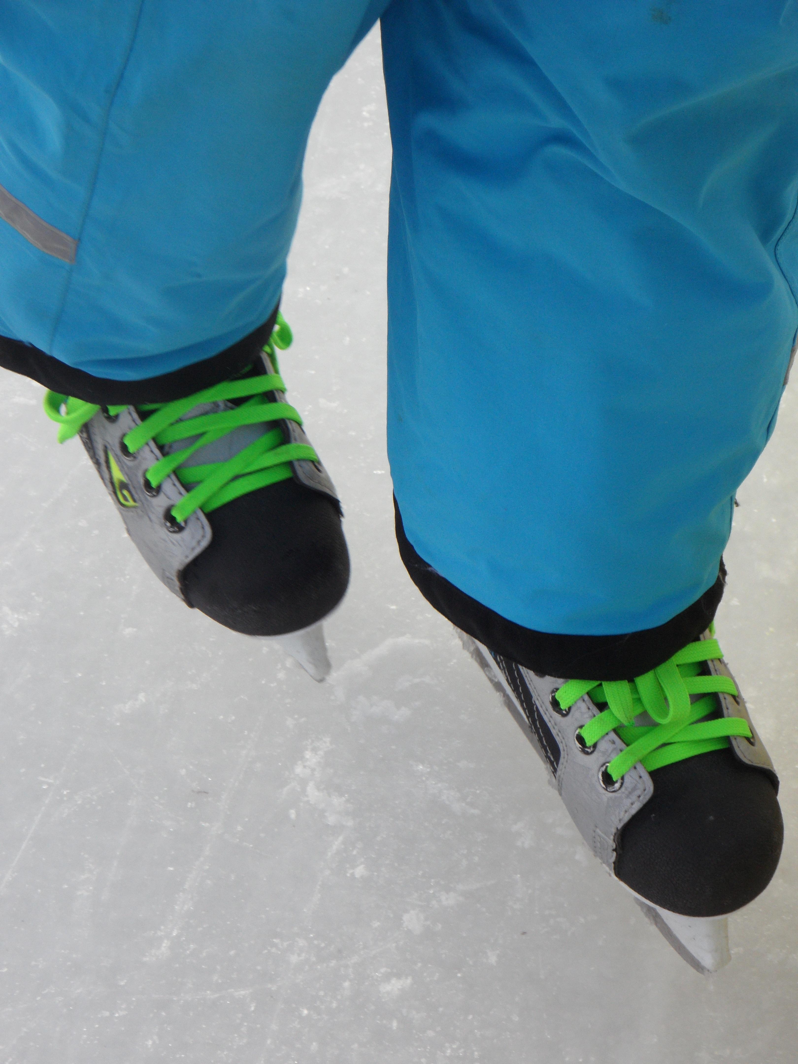 d8ed31c049f kall vinter- is grön barn blå Kläder snowboard sportutrustning roligt  skridskoåkning skodon skater vintersporter skridskoåkning