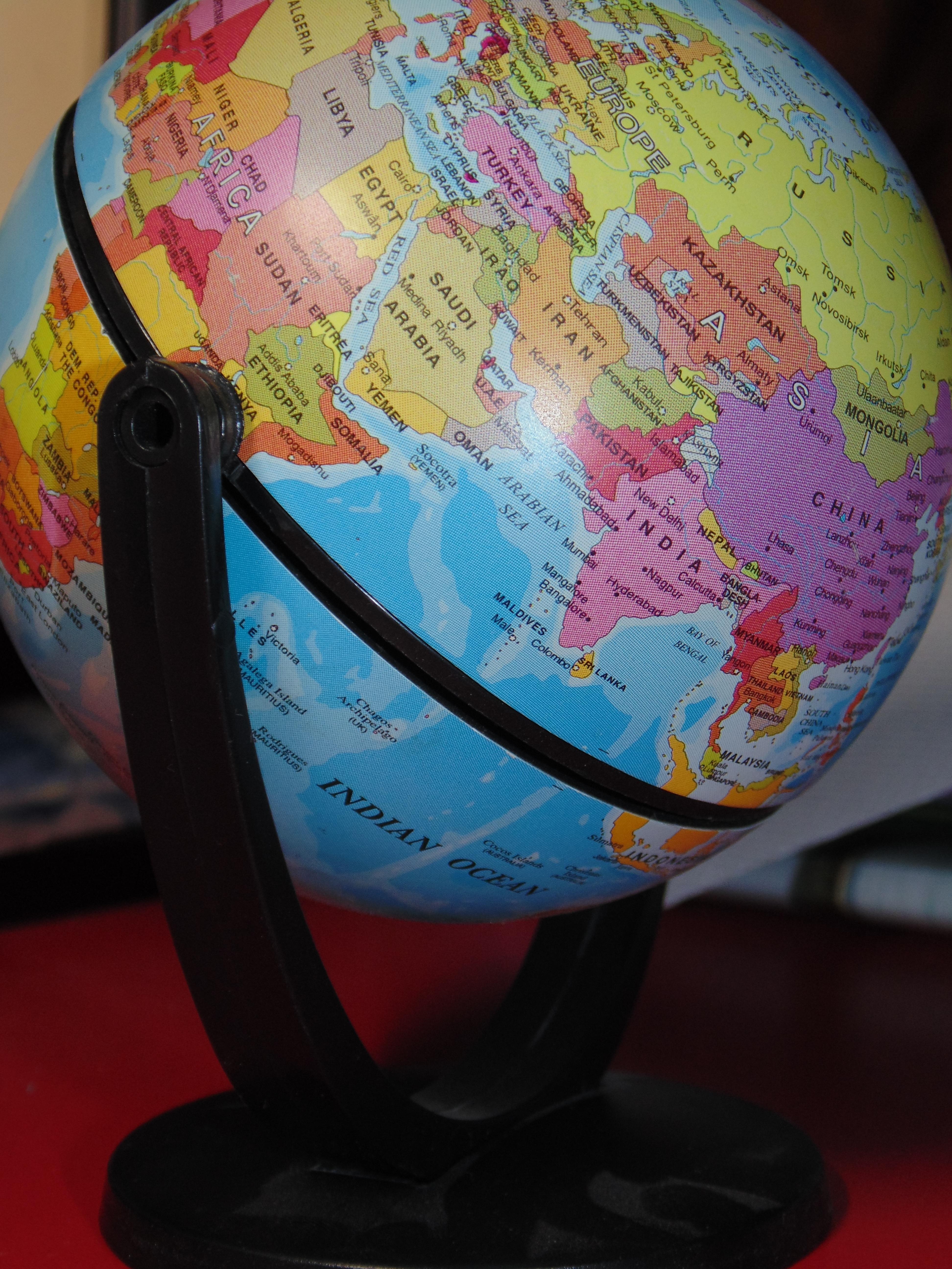 Kostenlose foto : Farbe, blau, Kreis, Globus, Welt, Erdkunde ...