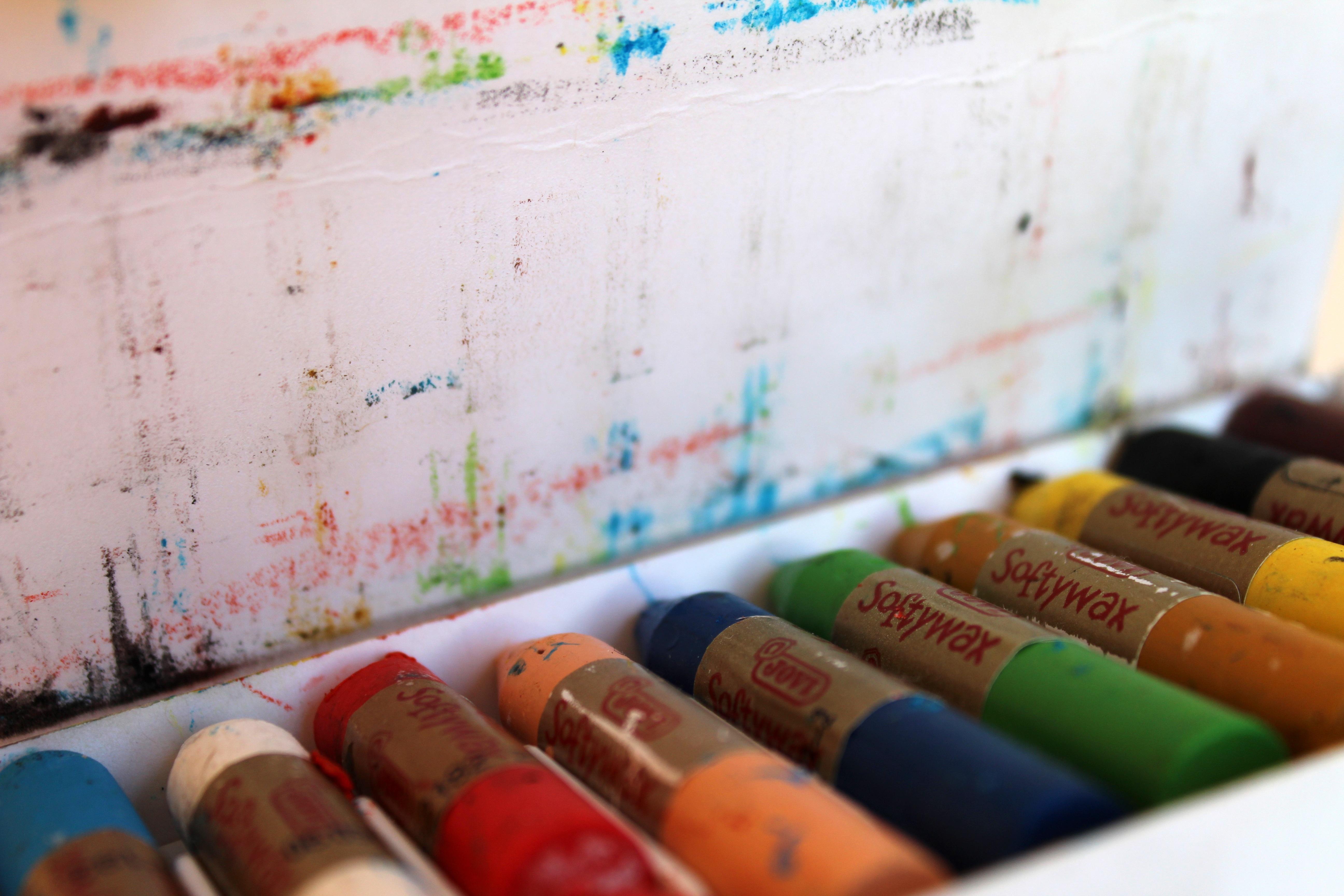 Fotoğraf Renk çocuk Renkli Boyama Boyama Sanat çizim