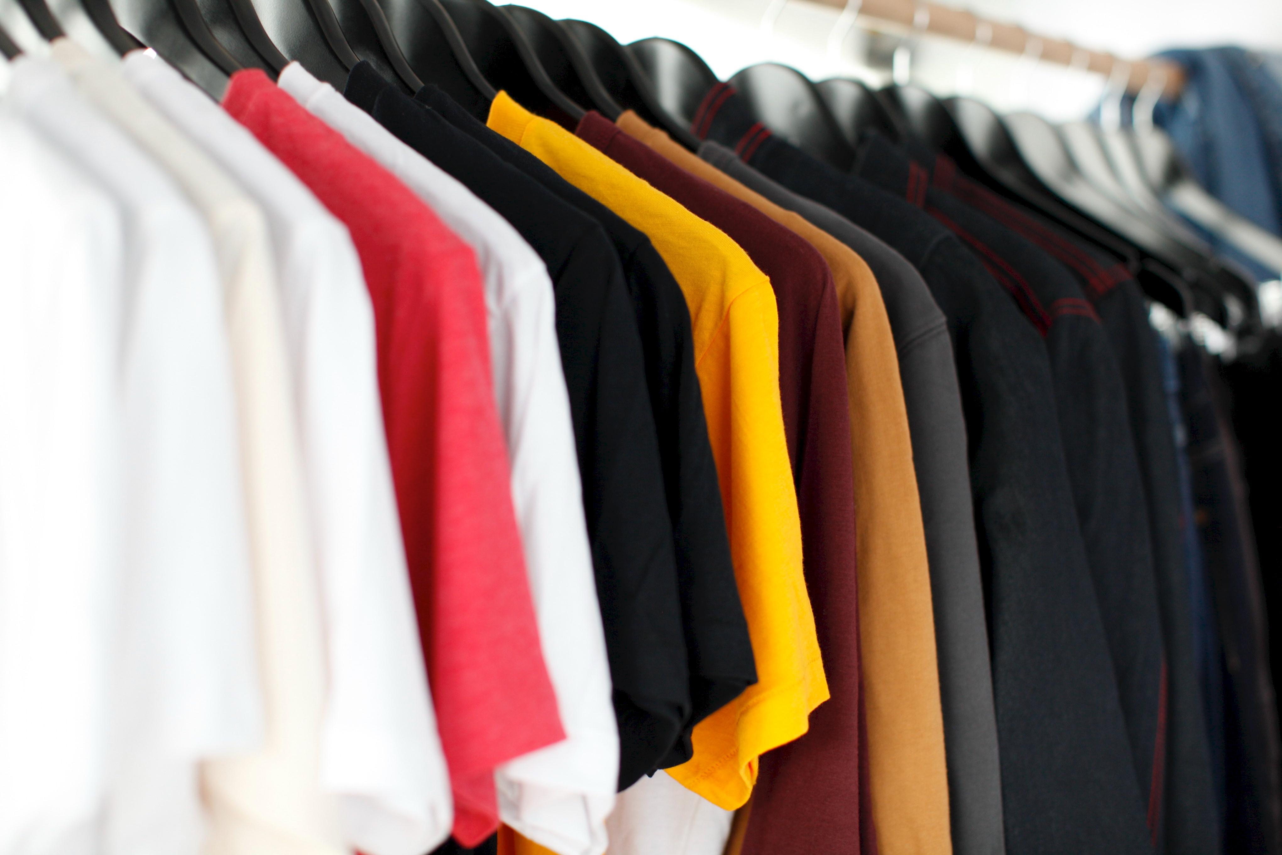 Farbe Kleidung Zimmer Hemd Marke Tee Verkauf T Shirt